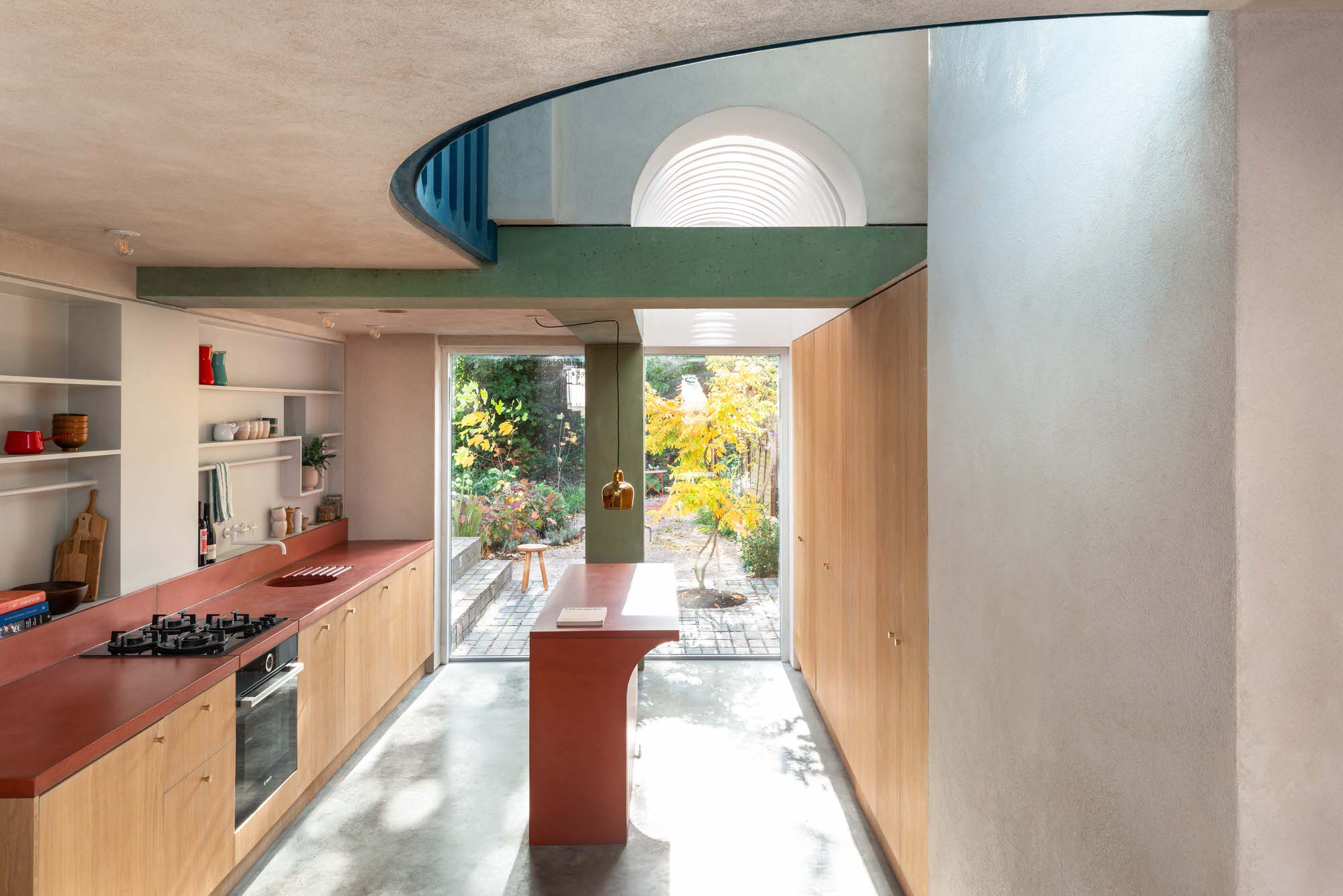 Studio Ben Allen House Recast London Residential Architecture Photo French+tye Yellowtrace 01