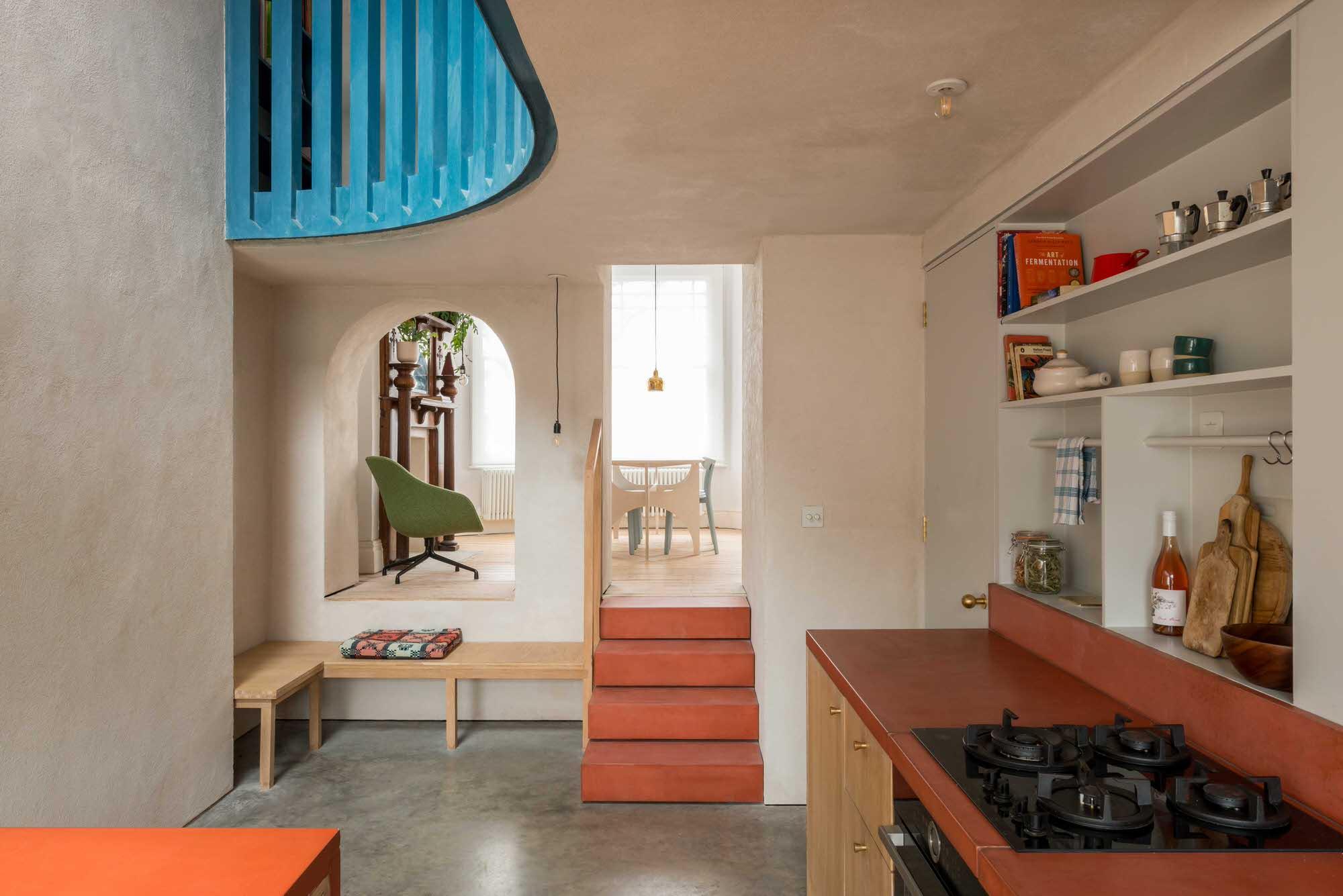 Studio Ben Allen House Recast London Residential Architecture Photo French+tye Yellowtrace 20