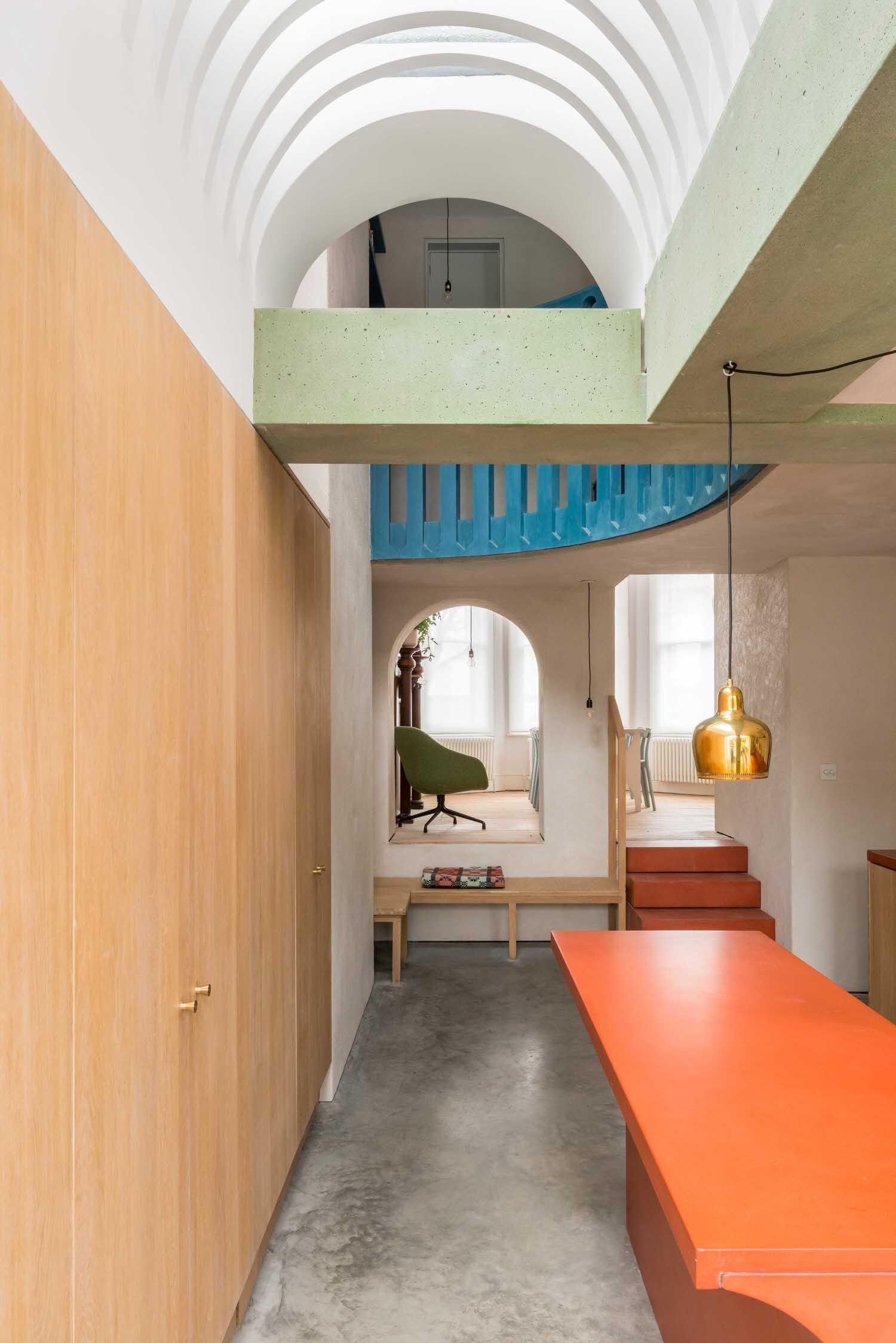 Studio Ben Allen House Recast London Residential Architecture Photo French+tye Yellowtrace 21