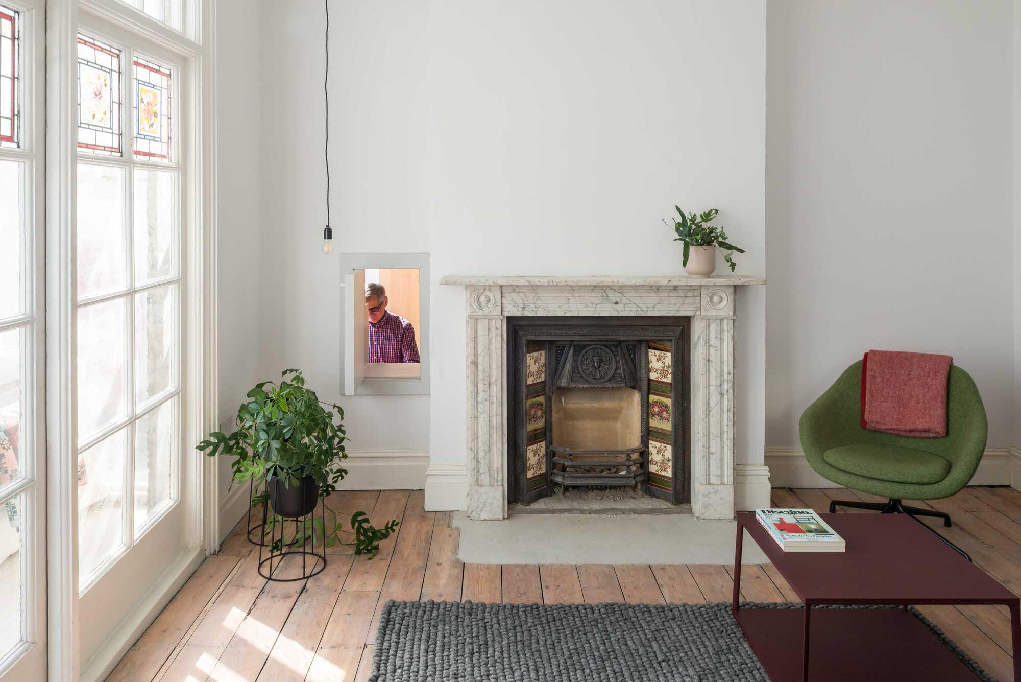 Studio Ben Allen House Recast London Residential Architecture Photo French+tye Yellowtrace 22
