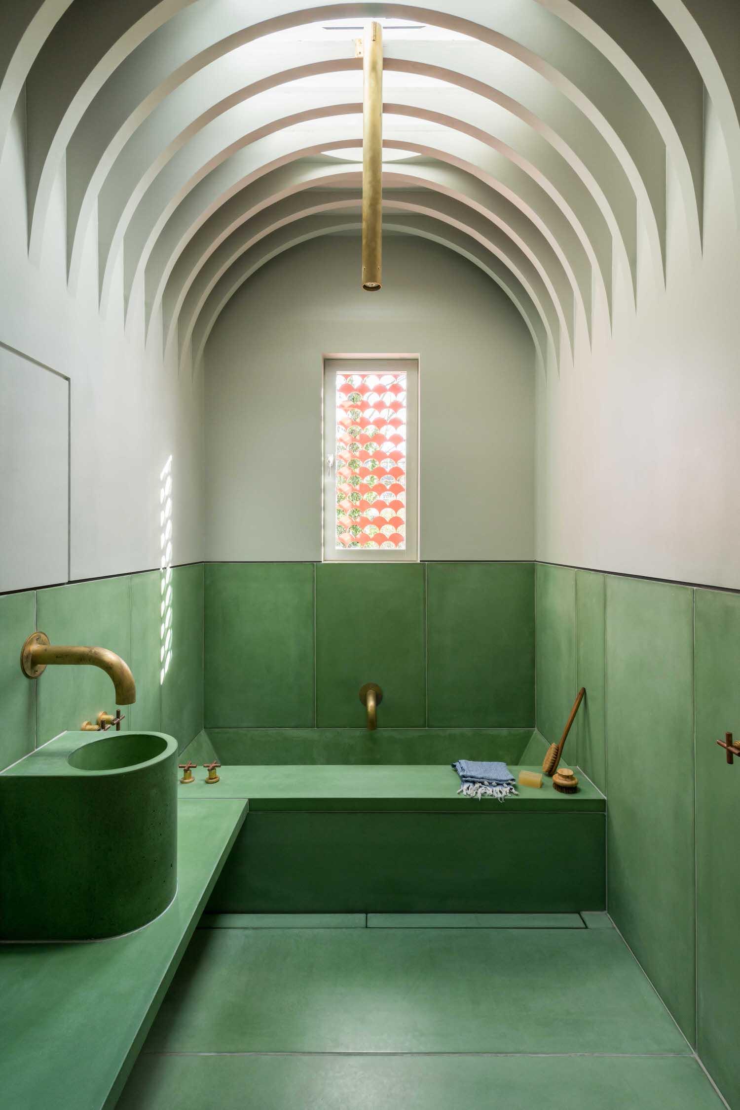 Studio Ben Allen House Recast London Residential Architecture Photo French+tye Yellowtrace 25