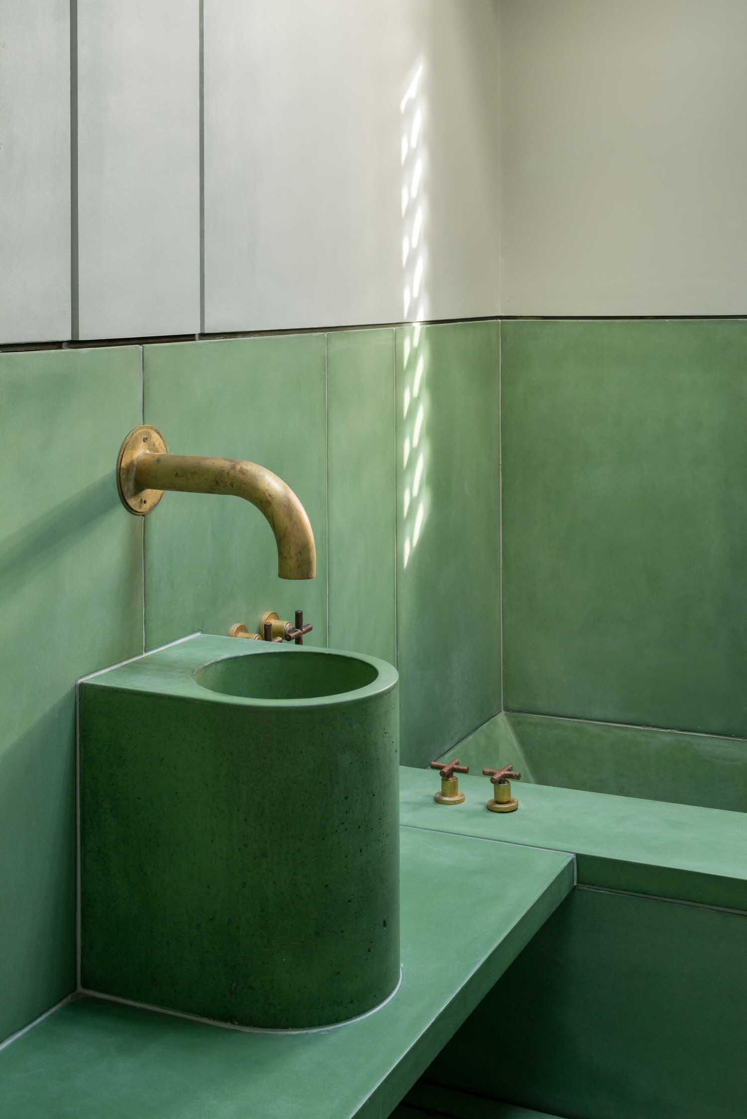 Studio Ben Allen House Recast London Residential Architecture Photo French+tye Yellowtrace 26