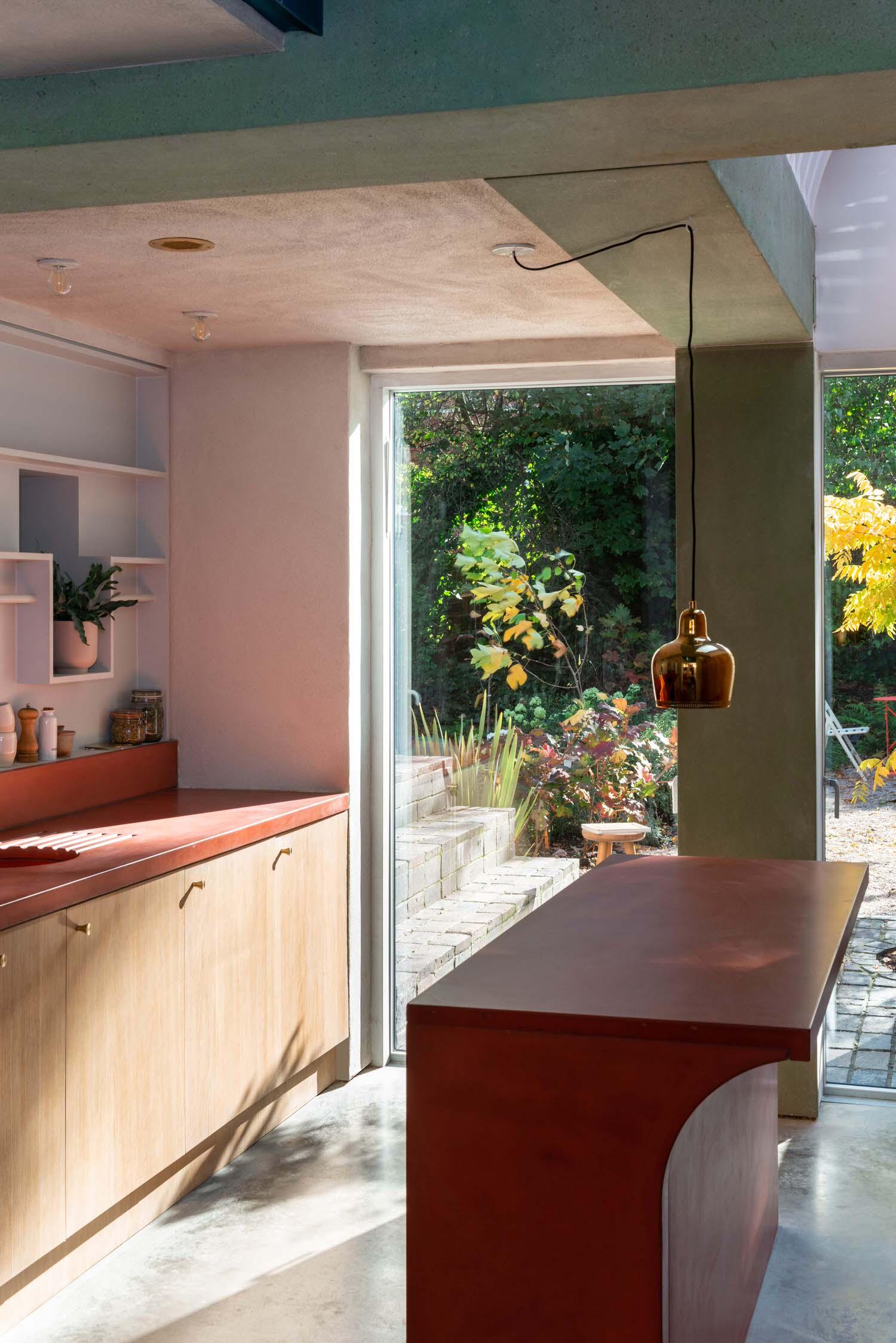 Studio Ben Allen House Recast London Residential Architecture Photo French+tye Yellowtrace 04