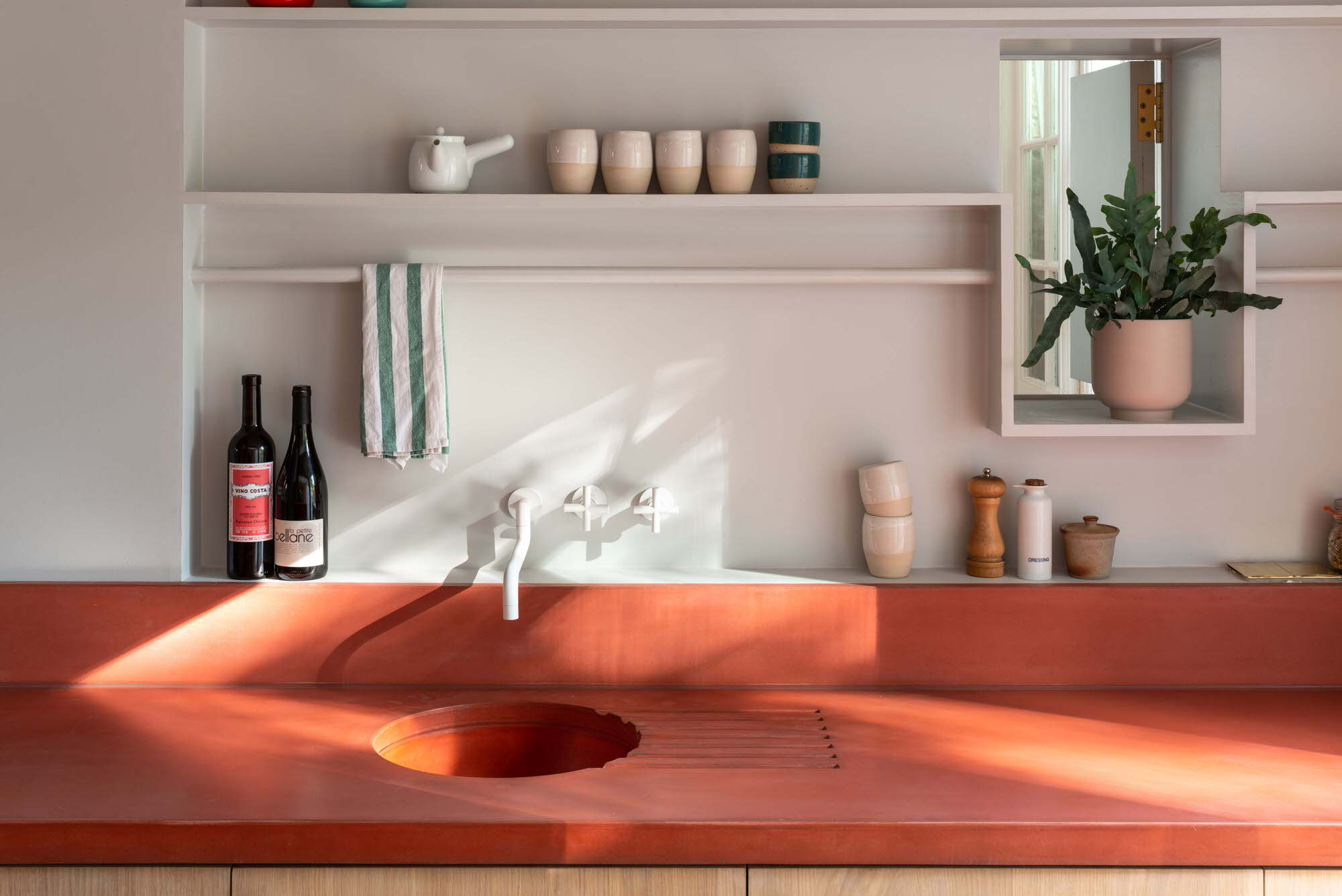 Studio Ben Allen House Recast London Residential Architecture Photo French+tye Yellowtrace 05