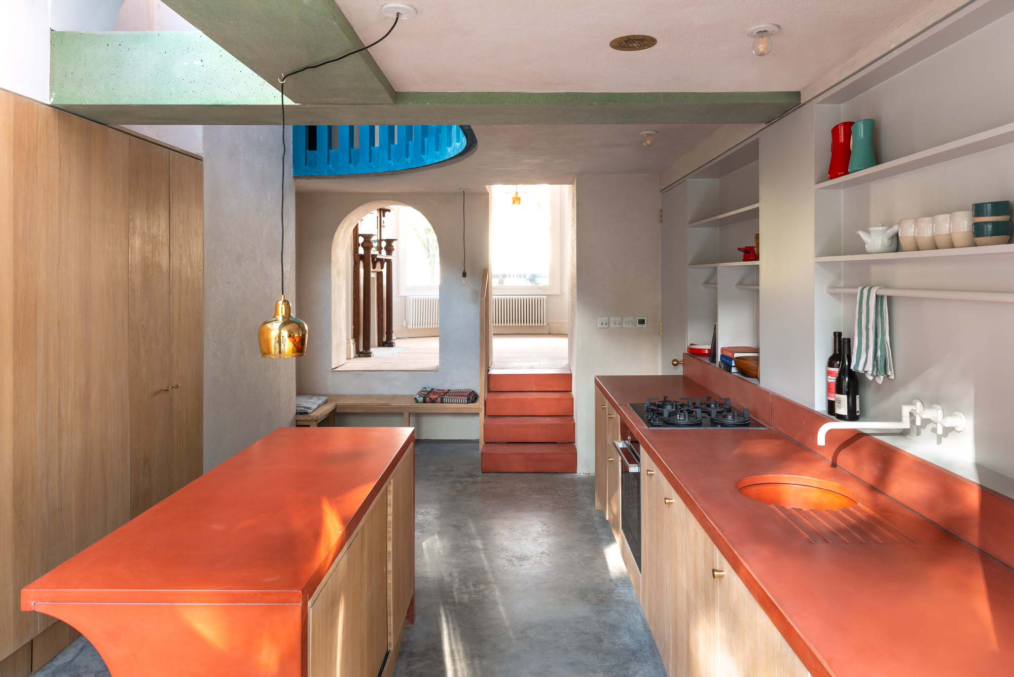 Studio Ben Allen House Recast London Residential Architecture Photo French+tye Yellowtrace 06