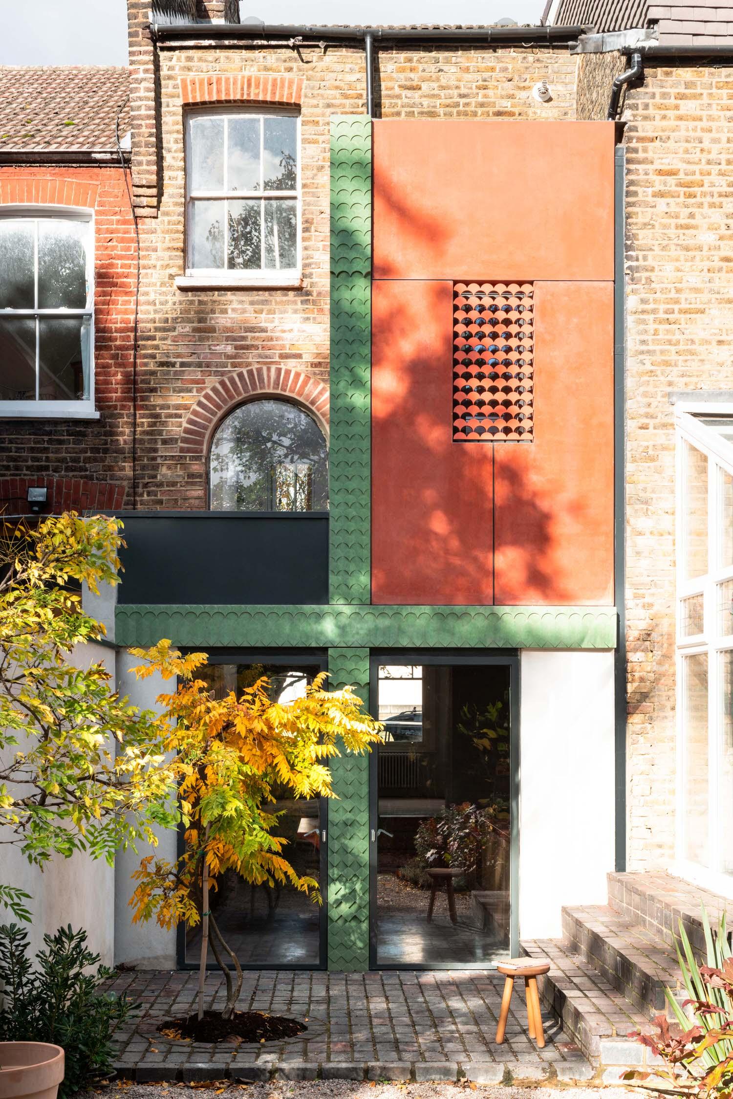 Studio Ben Allen House Recast London Residential Architecture Photo French+tye Yellowtrace 10