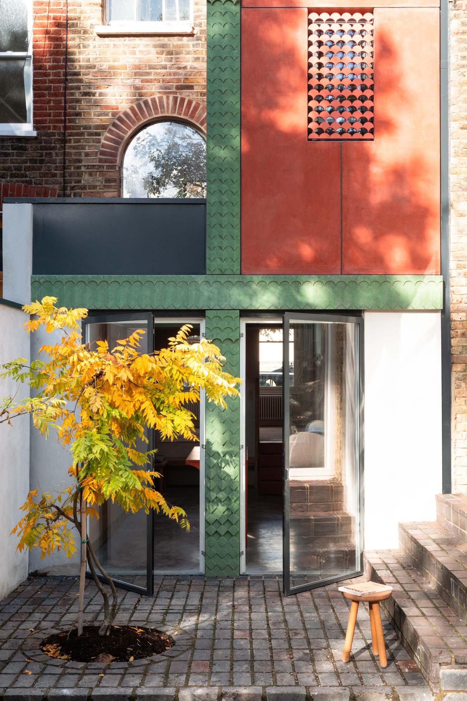 Studio Ben Allen House Recast London Residential Architecture Photo French+tye Yellowtrace 11