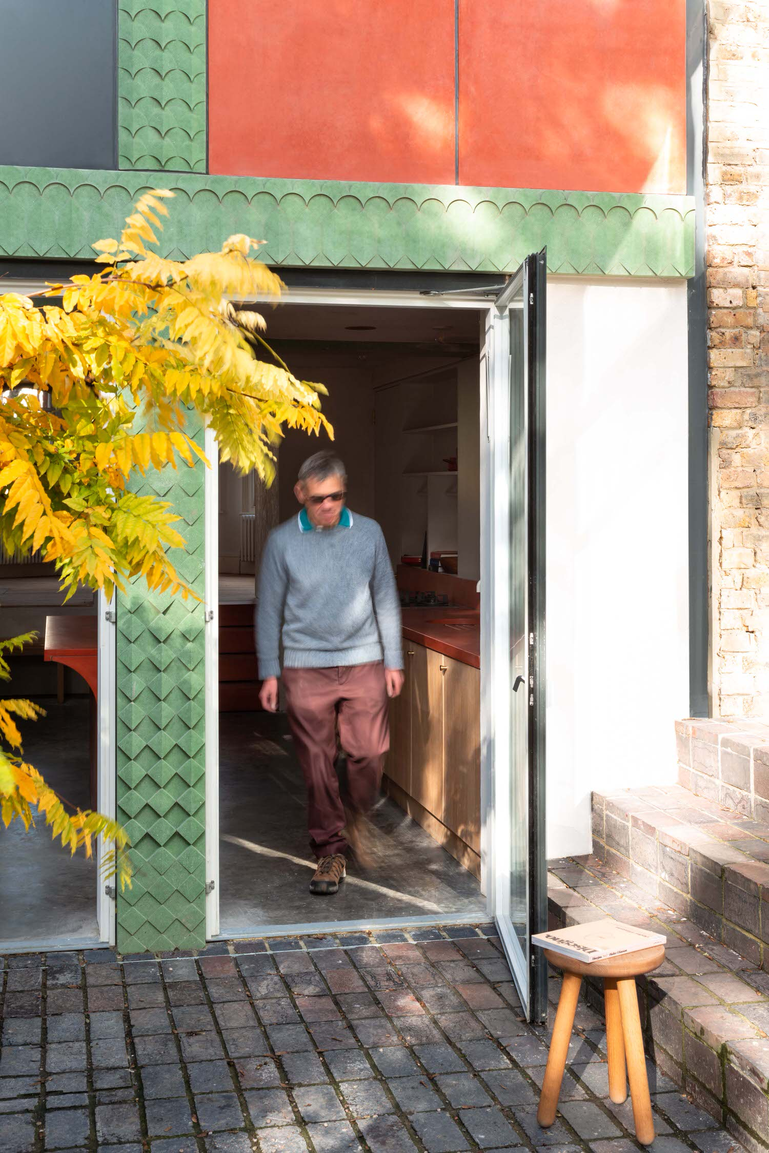 Studio Ben Allen House Recast London Residential Architecture Photo French+tye Yellowtrace 12