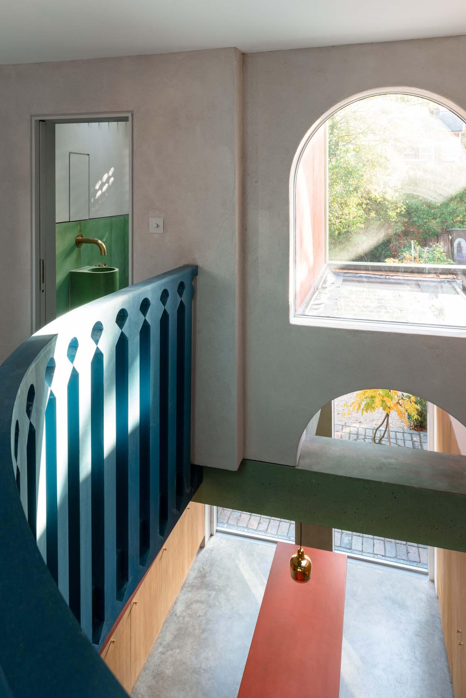 Studio Ben Allen House Recast London Residential Architecture Photo French+tye Yellowtrace 13