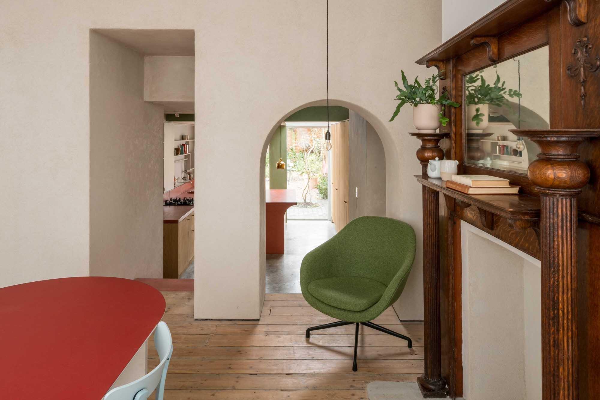Studio Ben Allen House Recast London Residential Architecture Photo French+tye Yellowtrace 16