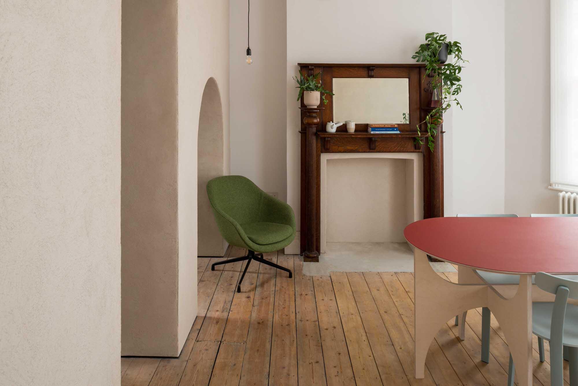Studio Ben Allen House Recast London Residential Architecture Photo French+tye Yellowtrace 17