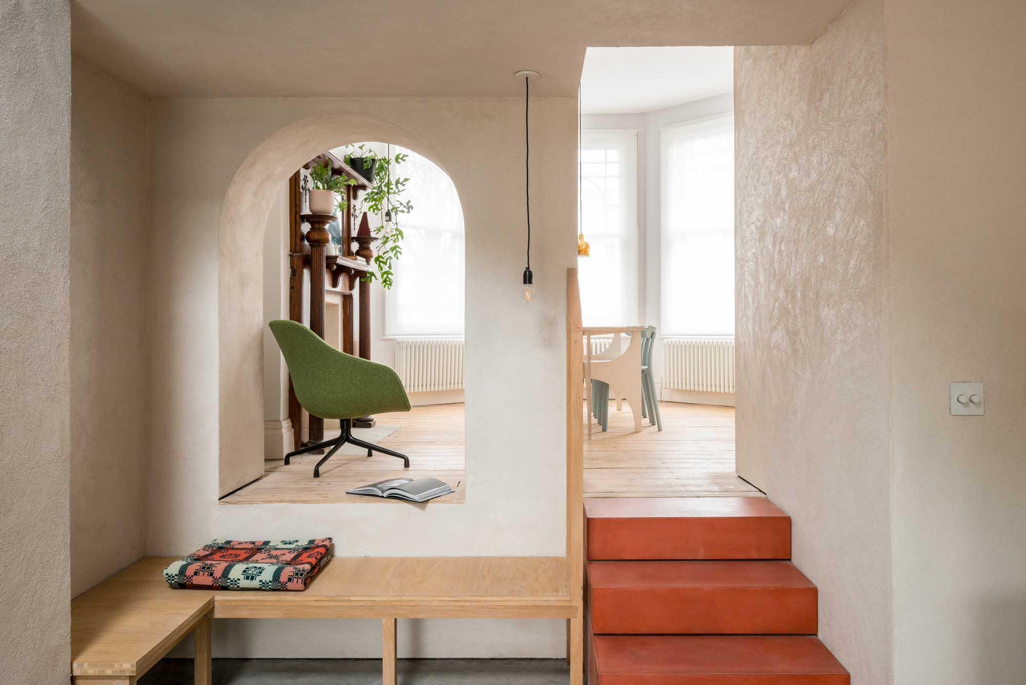 Studio Ben Allen House Recast London Residential Architecture Photo French+tye Yellowtrace 18