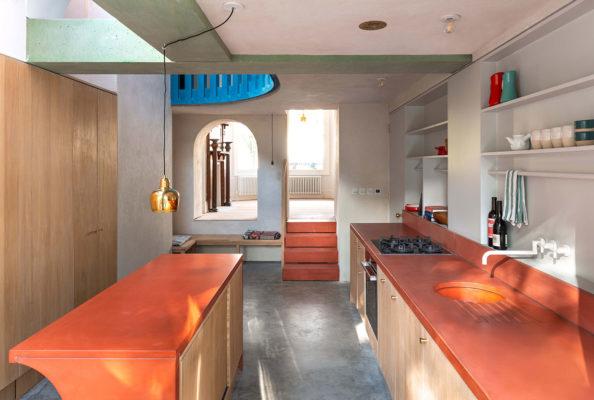 Studio Ben Allen House Recast London Residential Architecture Photo French+tye Yellowtrace