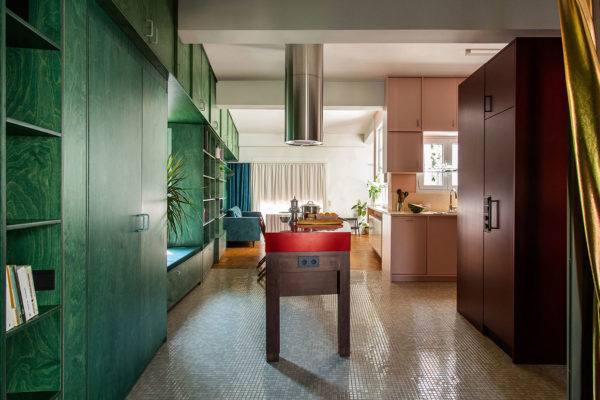 Point Supreme Architects Trikoupi Apartment Athens Interiors Photo Yannis Drakoulidis Yellowtrace