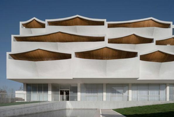Domain Architects Sky Yards Hotel Xiuwu China Photo Chao Zhang Yellowtrace