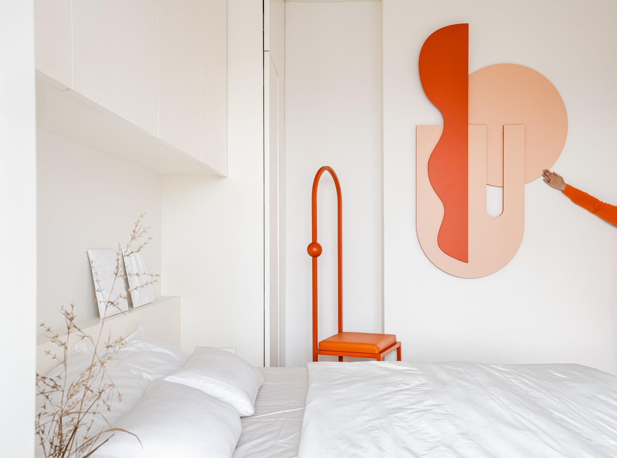 The Act Of Quad Mumbai Apartment Interior Design Yellowtrace 04