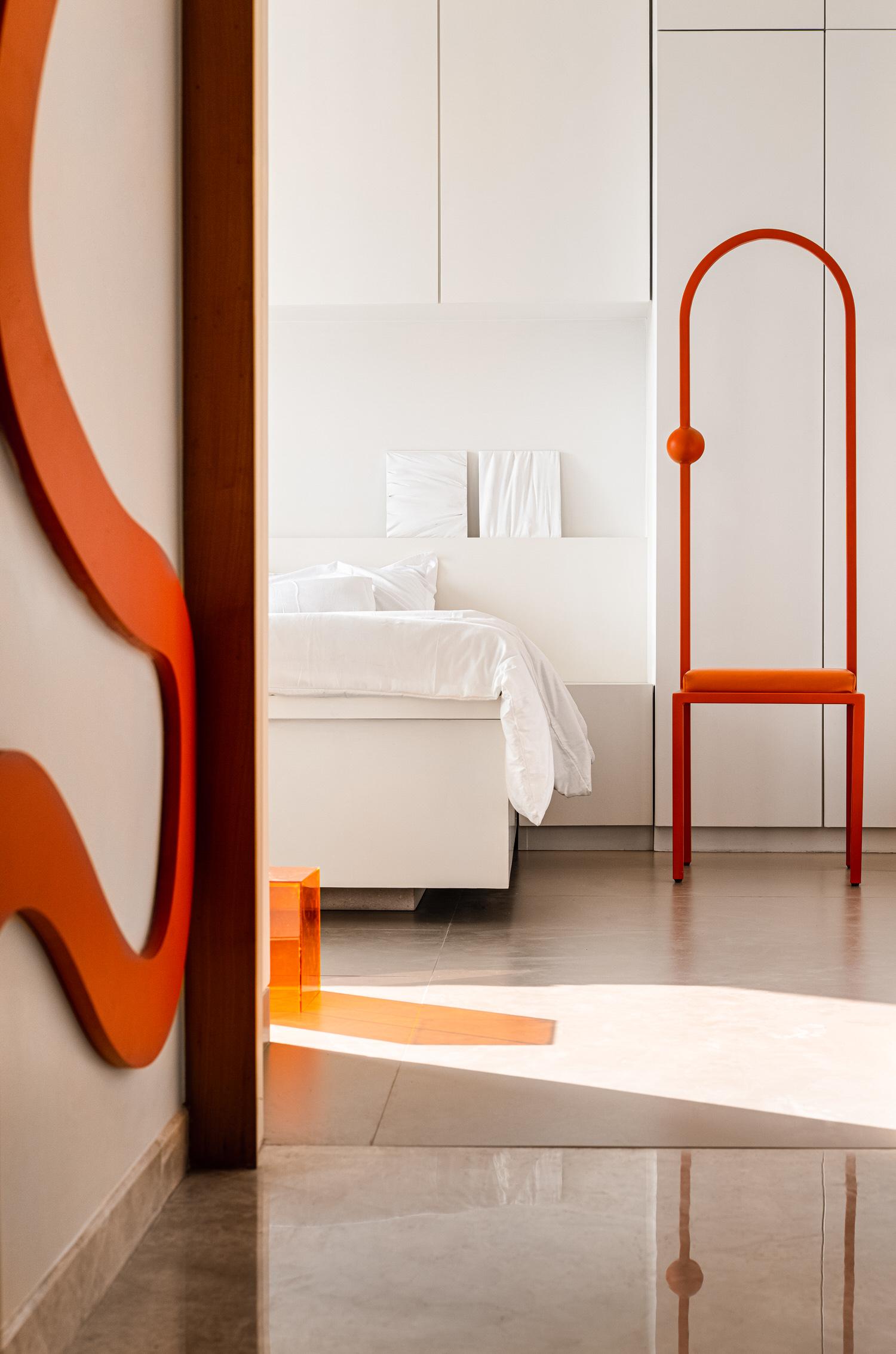 The Act Of Quad Mumbai Apartment Interior Design Yellowtrace 05