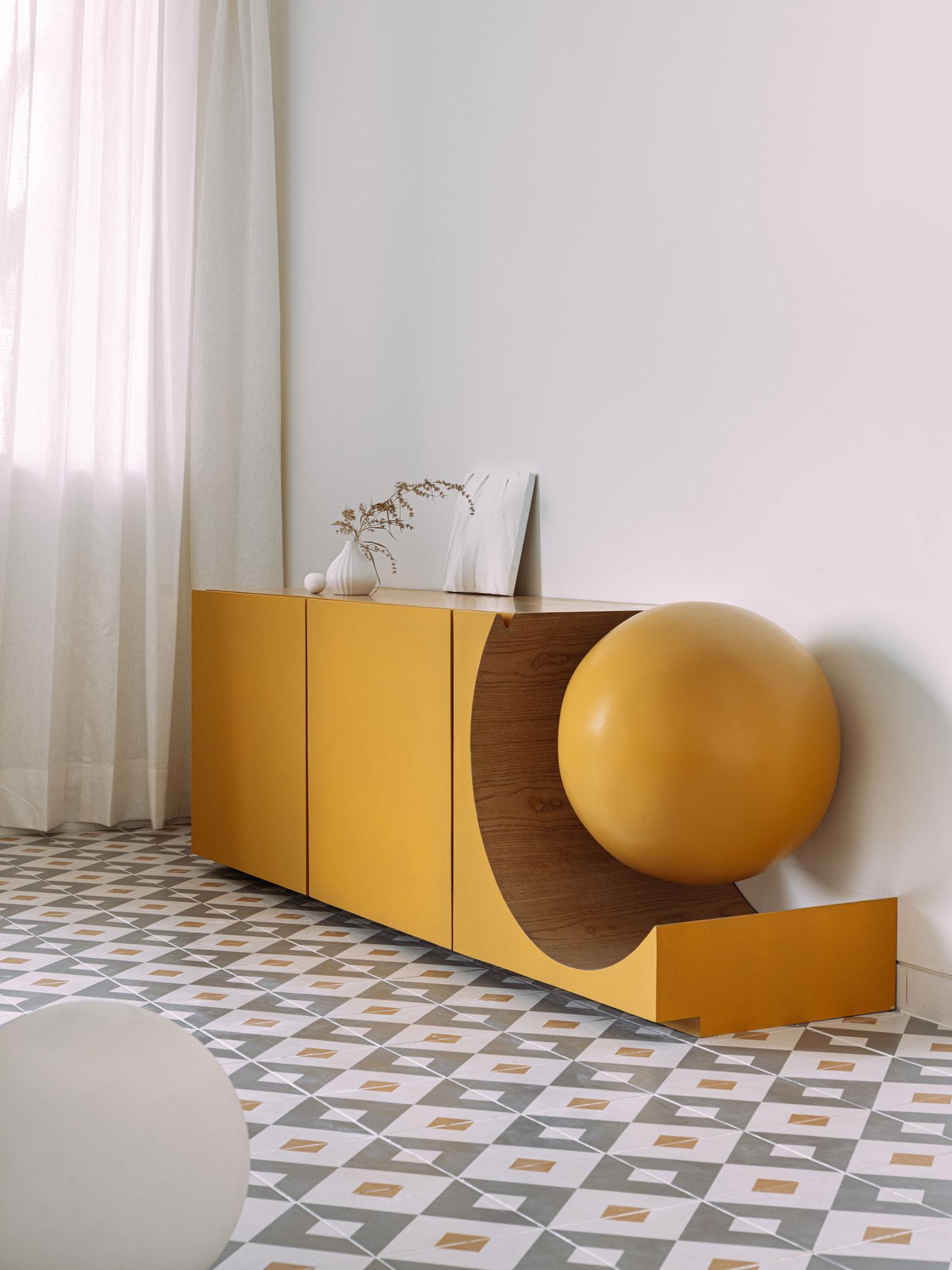 The Act Of Quad Mumbai Apartment Interior Design Yellowtrace 06