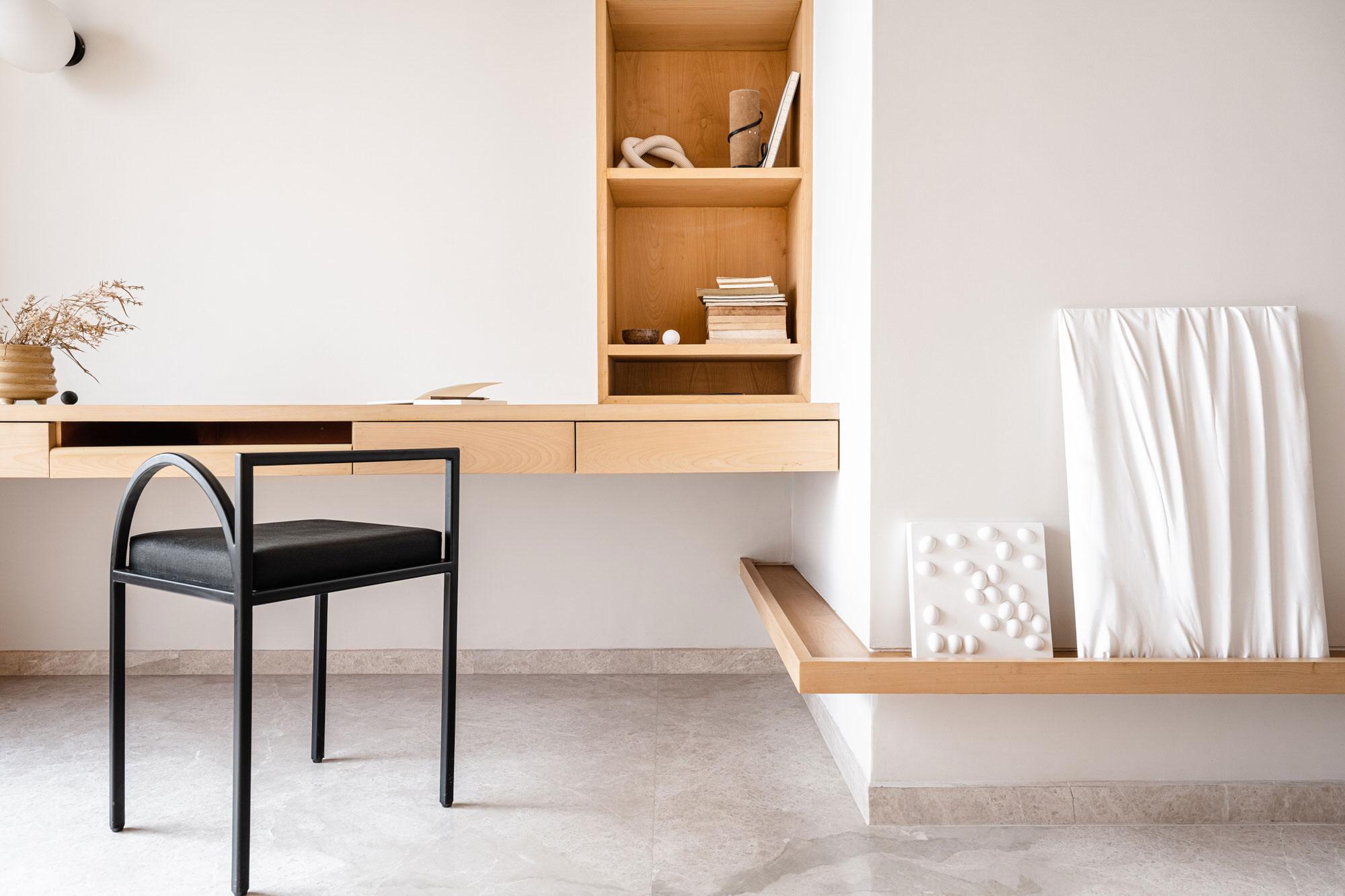 The Act Of Quad Mumbai Apartment Interior Design Yellowtrace 12