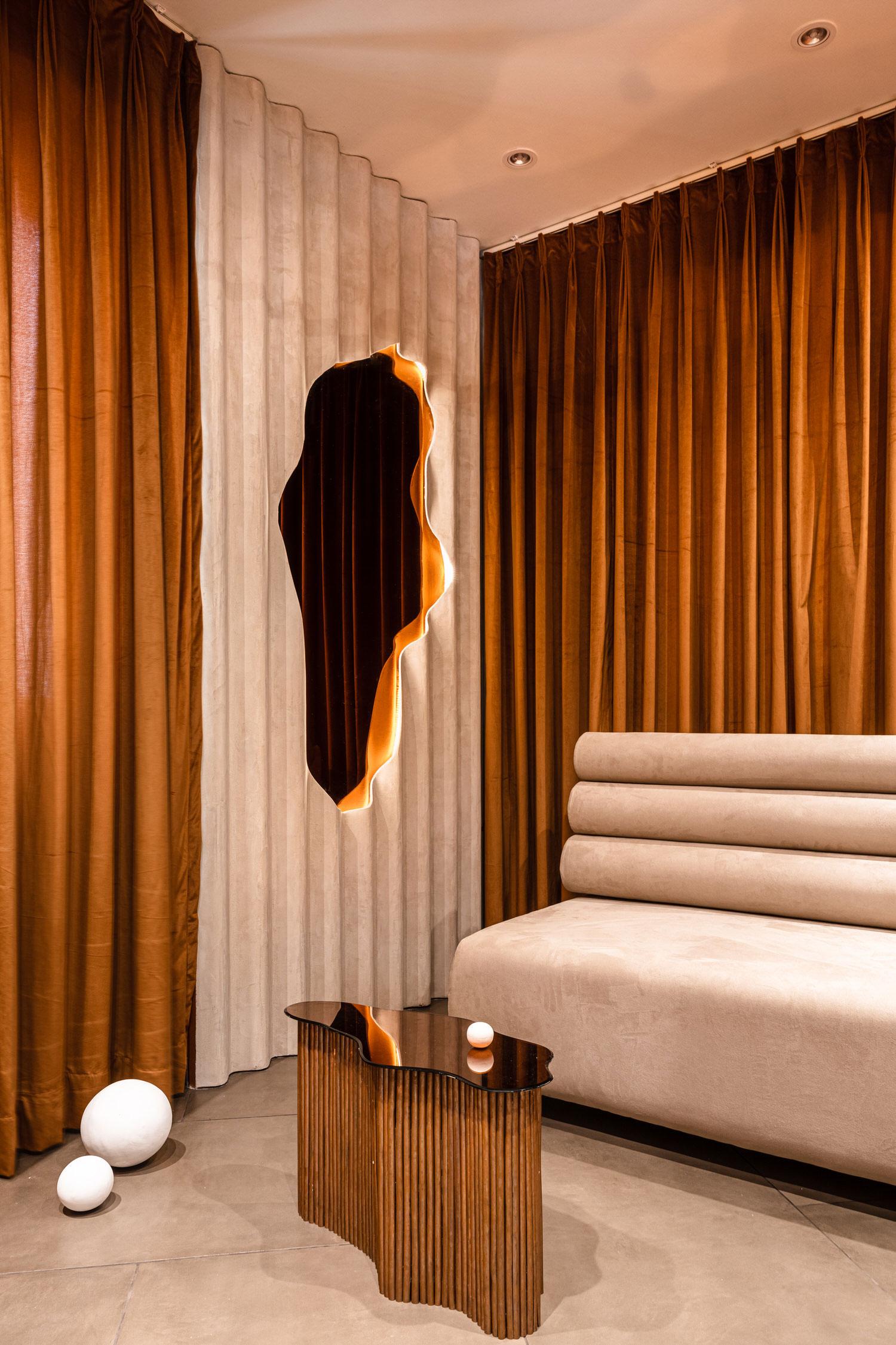 The Act Of Quad Mumbai Apartment Interior Design Yellowtrace 15