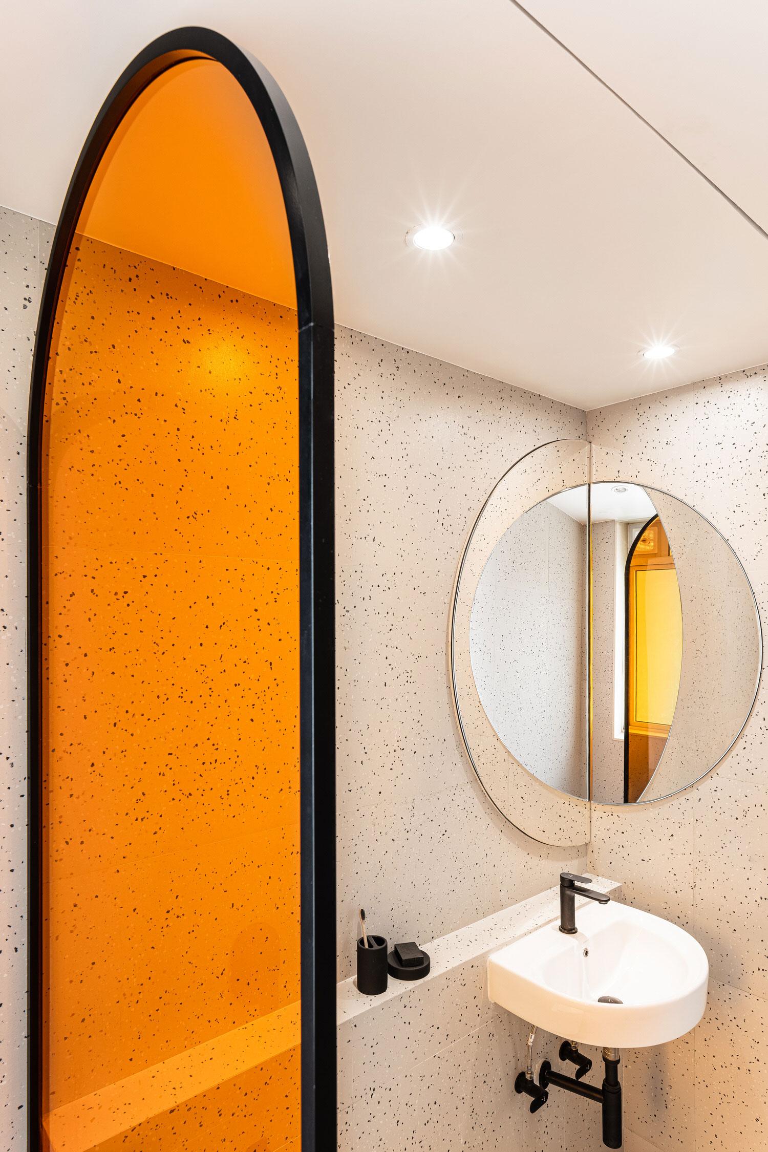The Act Of Quad Mumbai Apartment Interior Design Yellowtrace 16