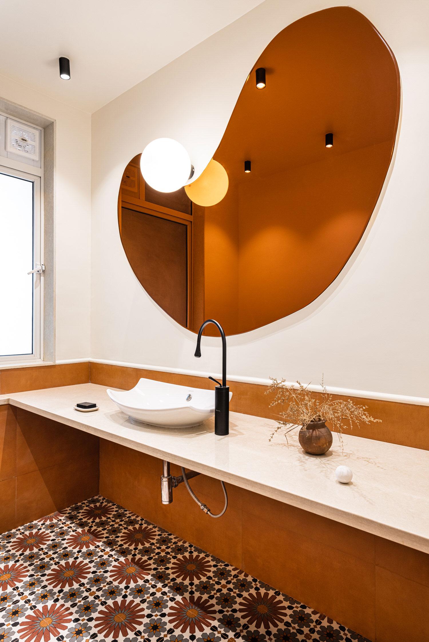 The Act Of Quad Mumbai Apartment Interior Design Yellowtrace 17