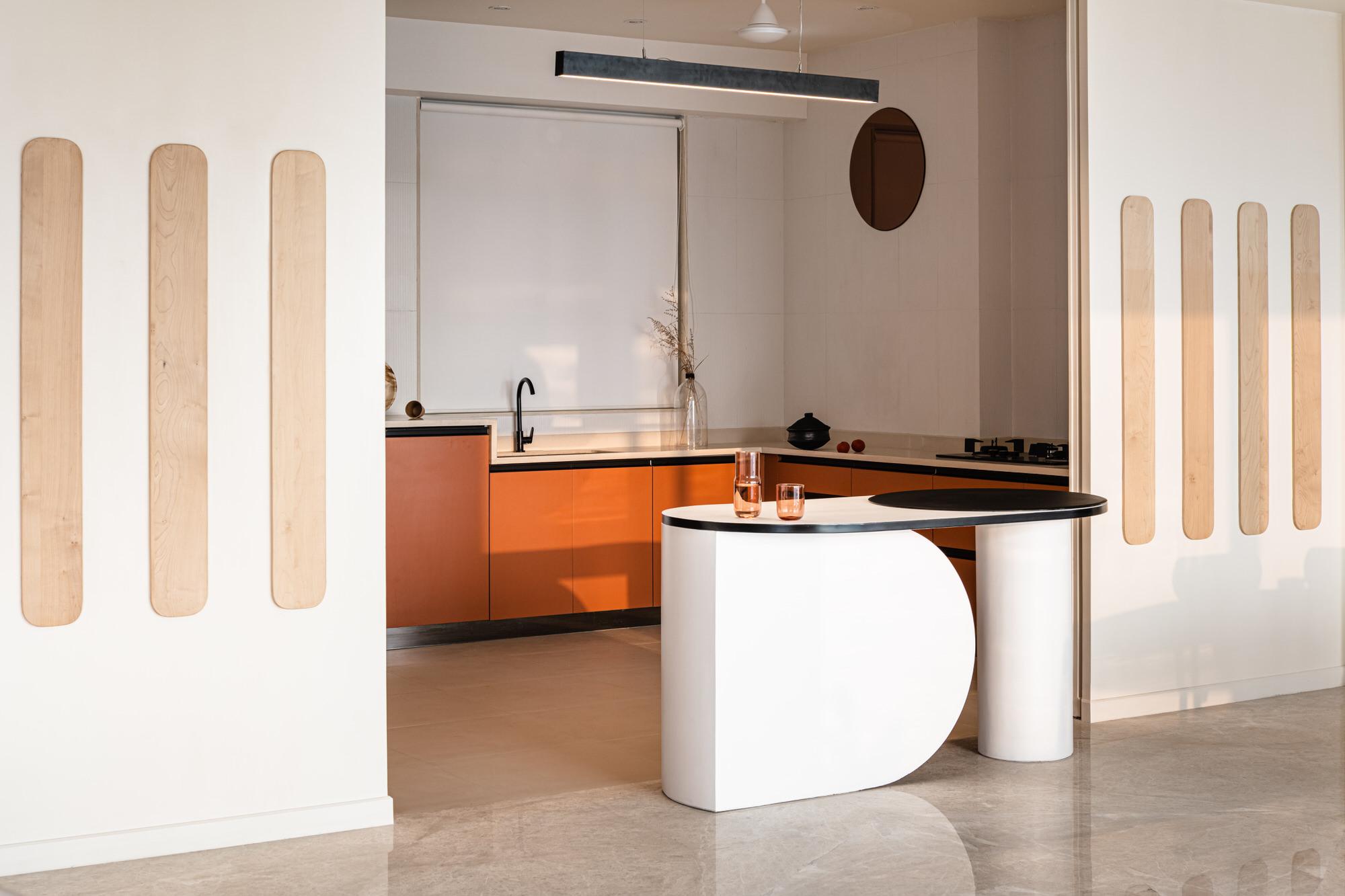 The Act Of Quad Mumbai Apartment Interior Design Yellowtrace 19