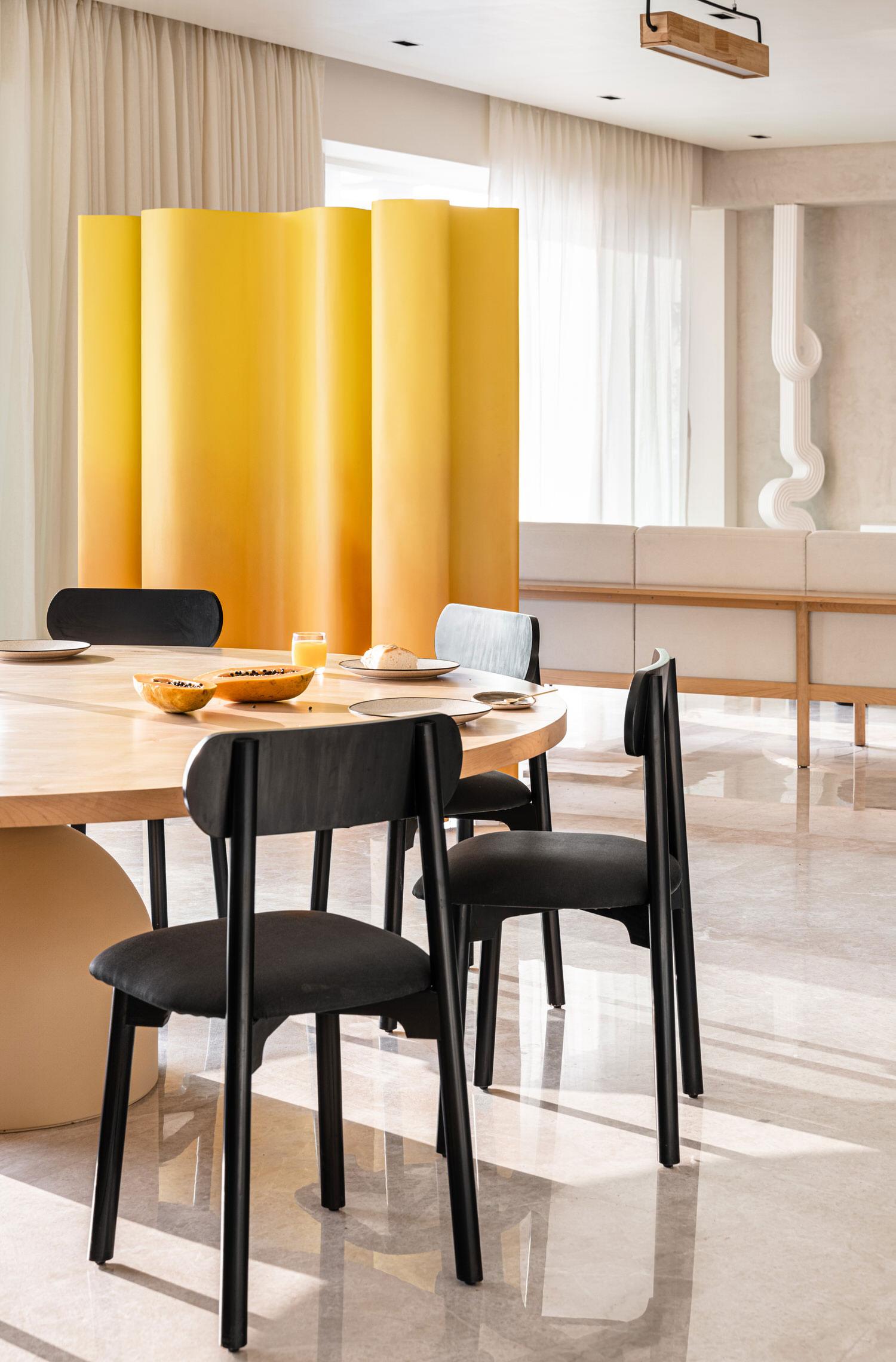 The Act Of Quad Mumbai Apartment Interior Design Yellowtrace 25