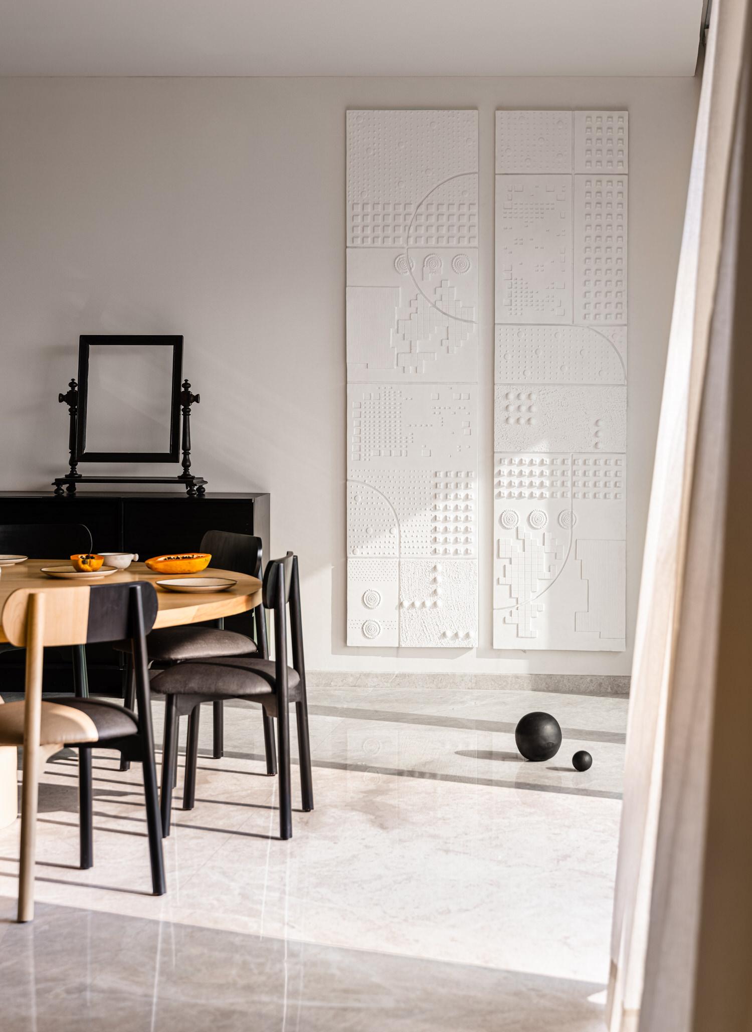 The Act Of Quad Mumbai Apartment Interior Design Yellowtrace 27