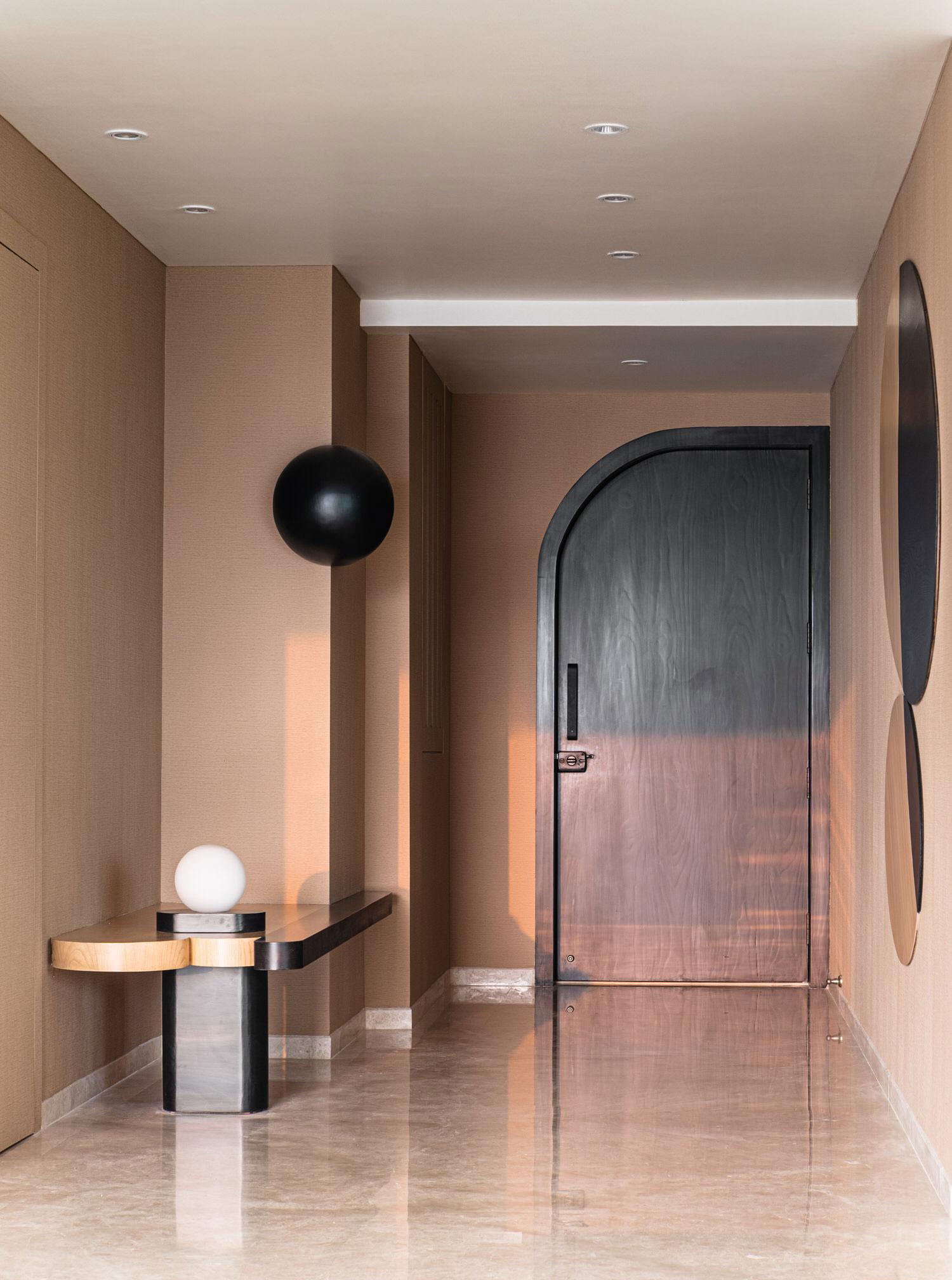 The Act Of Quad Mumbai Apartment Interior Design Yellowtrace 34