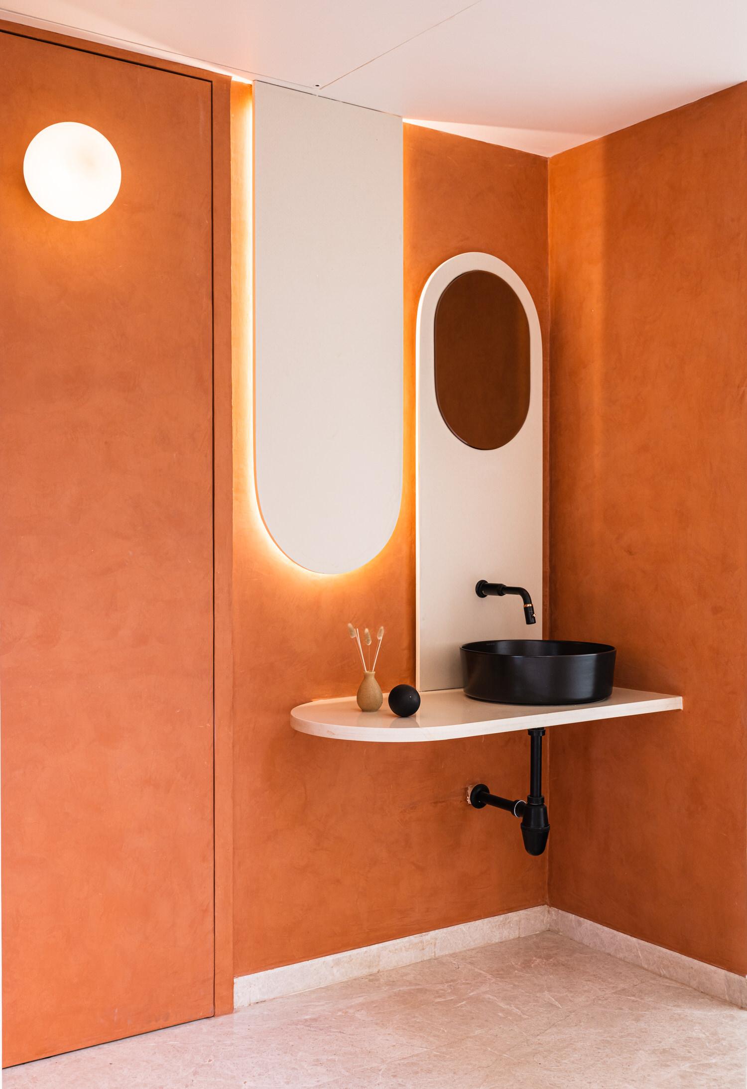 The Act Of Quad Mumbai Apartment Interior Design Yellowtrace 41