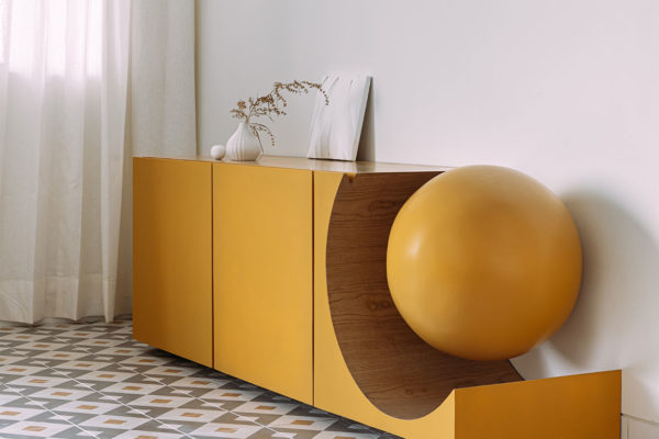 The Act Of Quad Mumbai Apartment Interior Design Yellowtrace