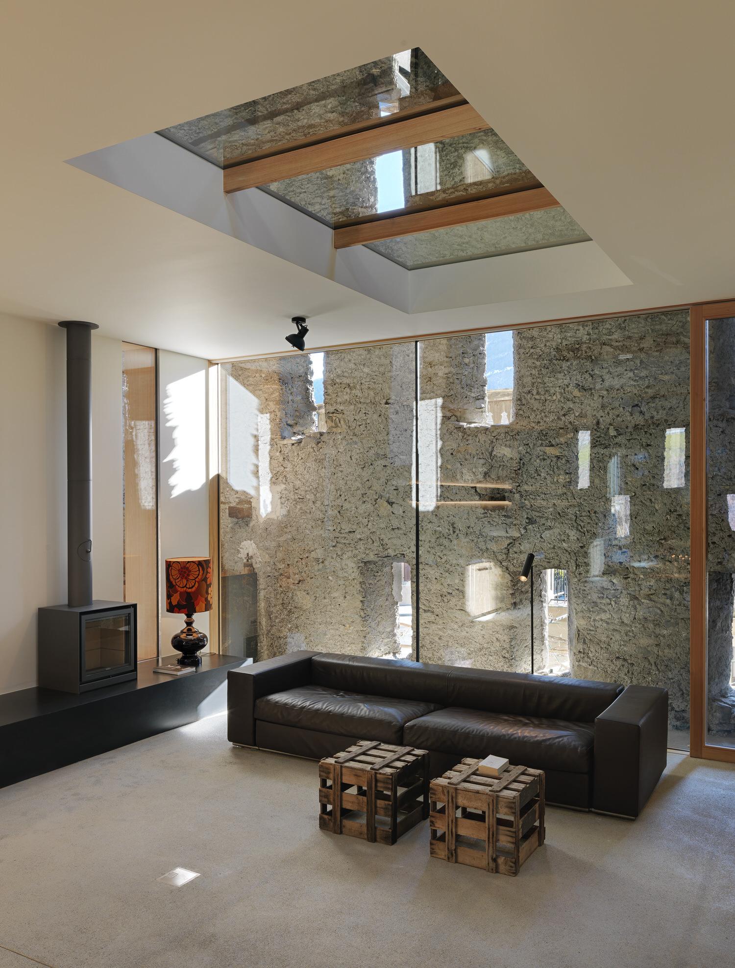 Ralph Germann Architectes House Ccb Valais Switzerland Photo Lionel Henriod Yellowtrace 02