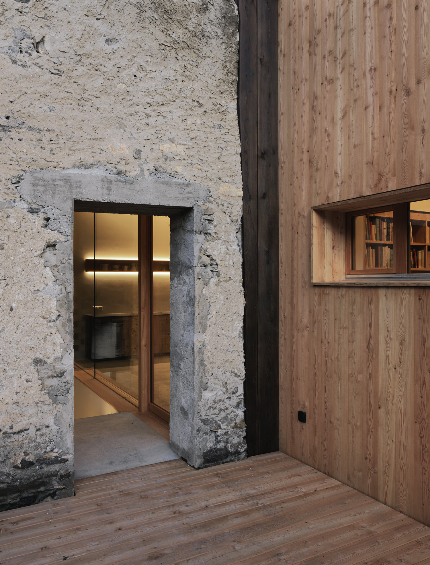 Ralph Germann Architectes House Ccb Valais Switzerland Photo Lionel Henriod Yellowtrace 11