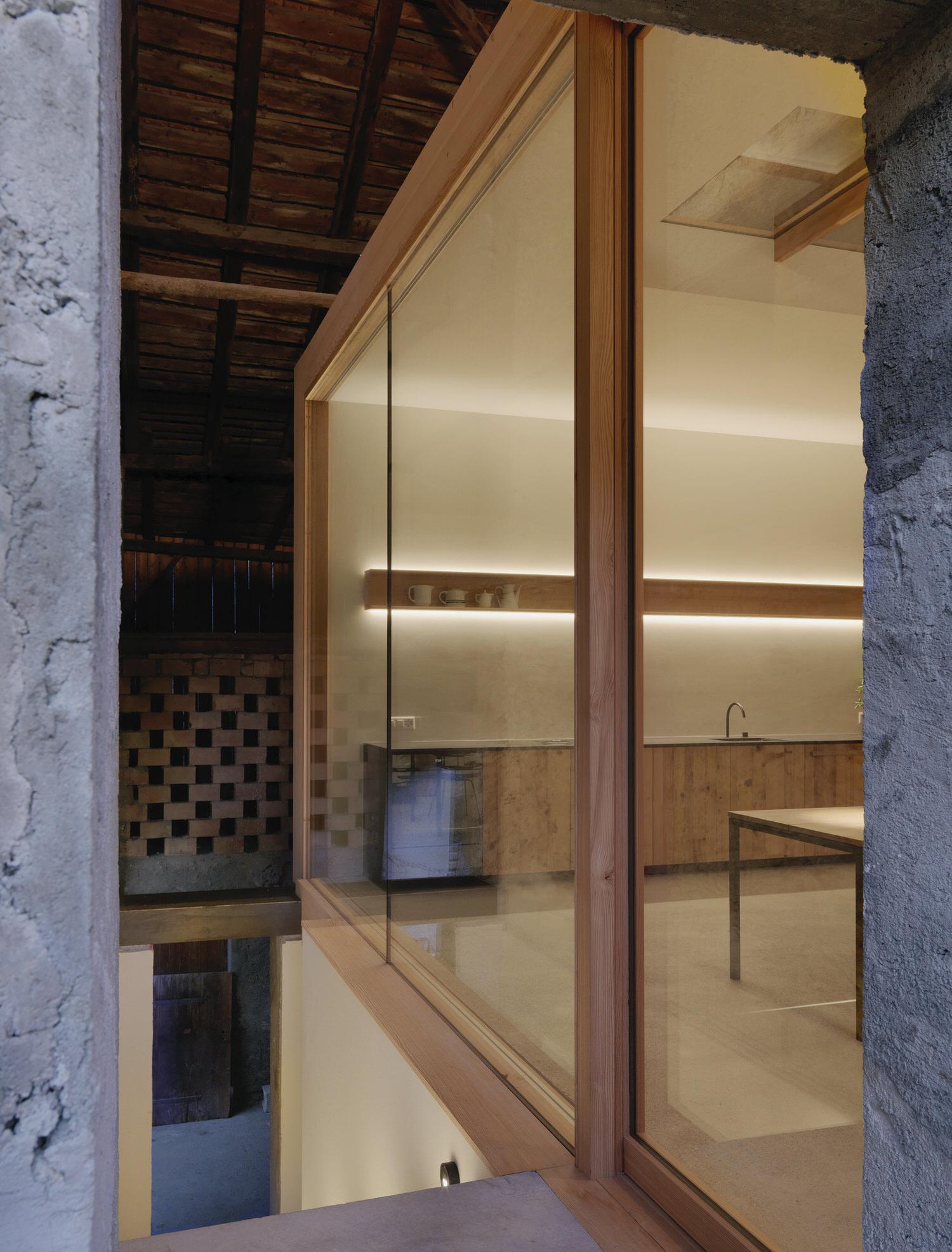 Ralph Germann Architectes House Ccb Valais Switzerland Photo Lionel Henriod Yellowtrace 12