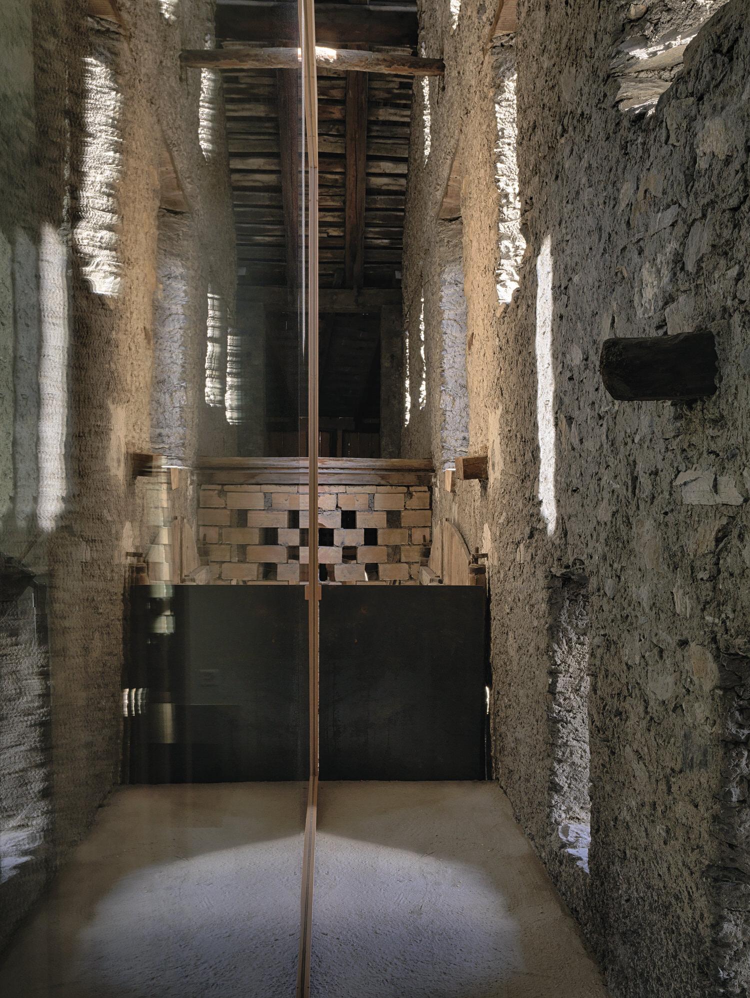 Ralph Germann Architectes House Ccb Valais Switzerland Photo Lionel Henriod Yellowtrace 14