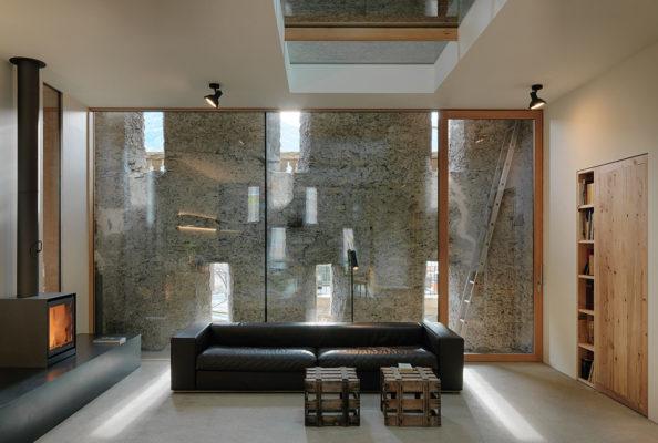 Ralph Germann Architectes House Ccb Valais Switzerland Photo Lionel Henriod Yellowtrace