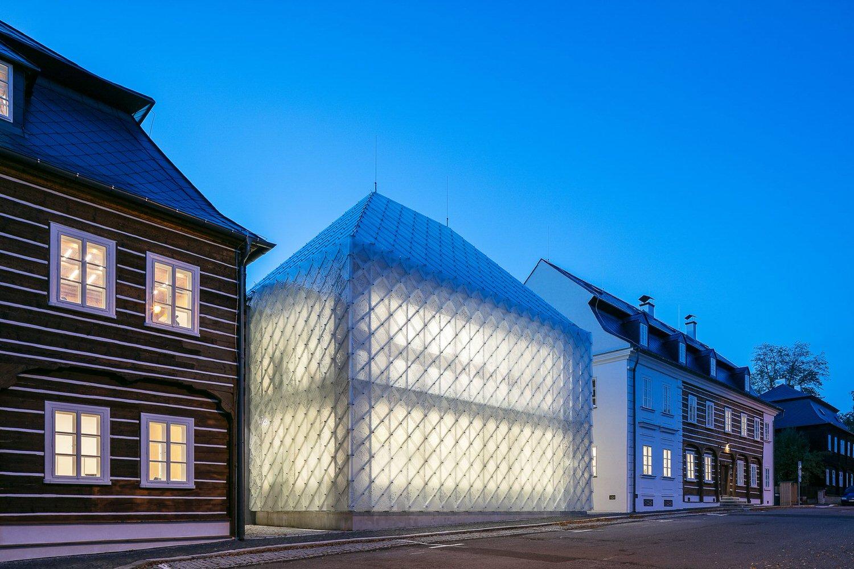 Ov A Architects Lasvit Headoffice Czech Republic Novy Bor Yellowtrace 10