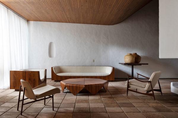 Jorge Zalszupin Tribute Sao Paulo Design Classics Entre Tempos Photo Ruy Teixeira Yellowtrace