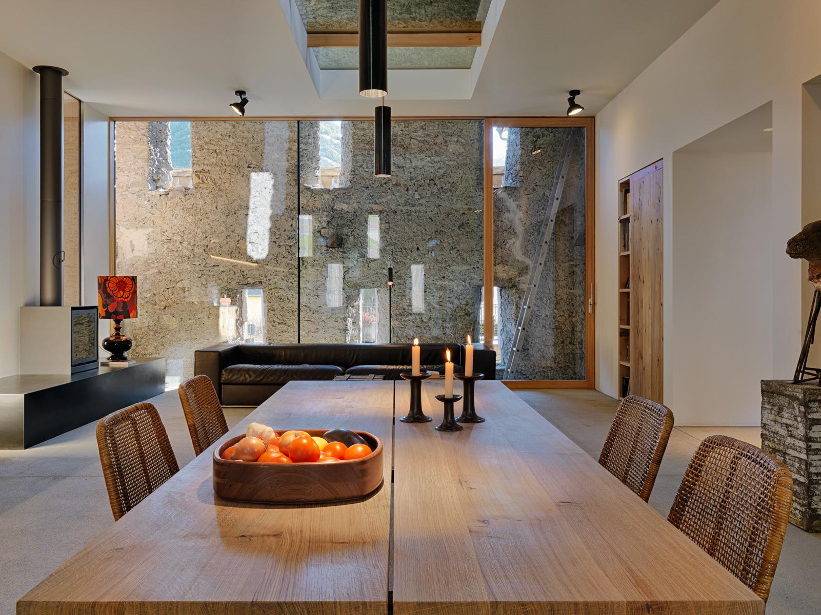 Ralph Germann Architectes House Ccb Valais Switzerland Photo Lionel Henriod Yellowtrace 23