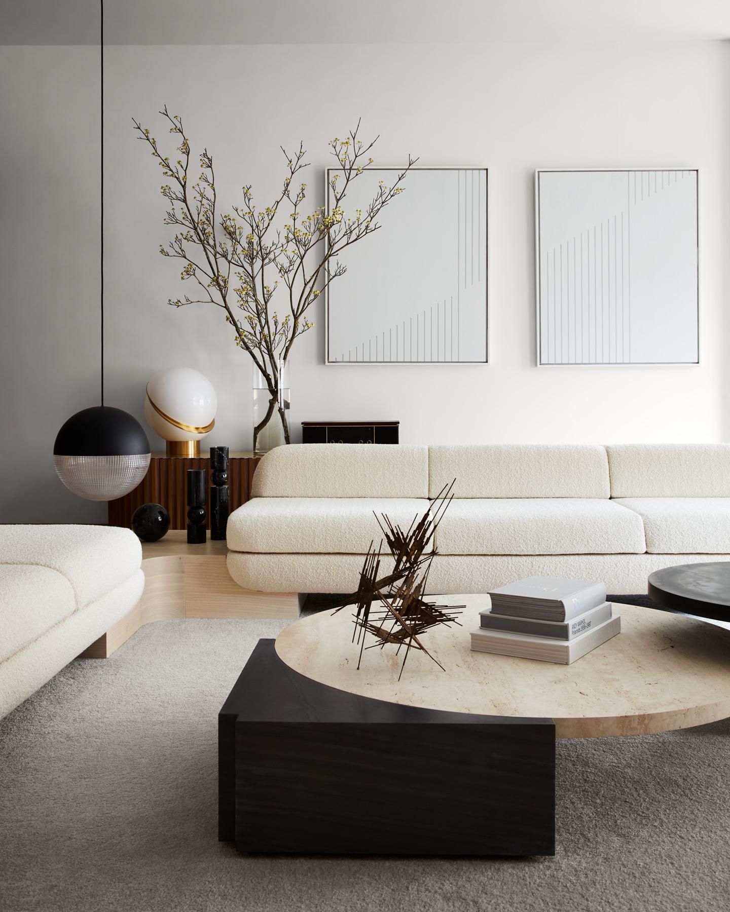 Lee Broom Penthouse New York Living Room Photo Stephen Kent Johnson Yellowtrace 01