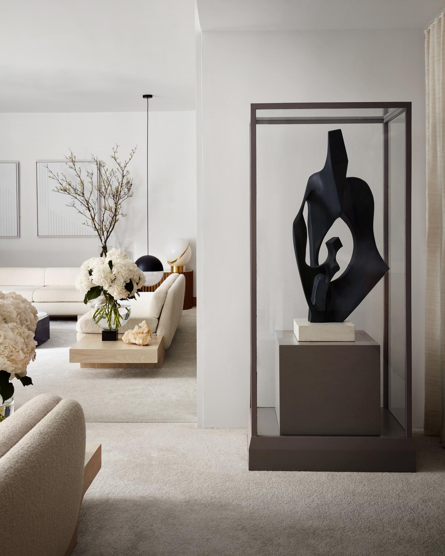 Lee Broom Penthouse New York Living Room Photo Stephen Kent Johnson Yellowtrace 02