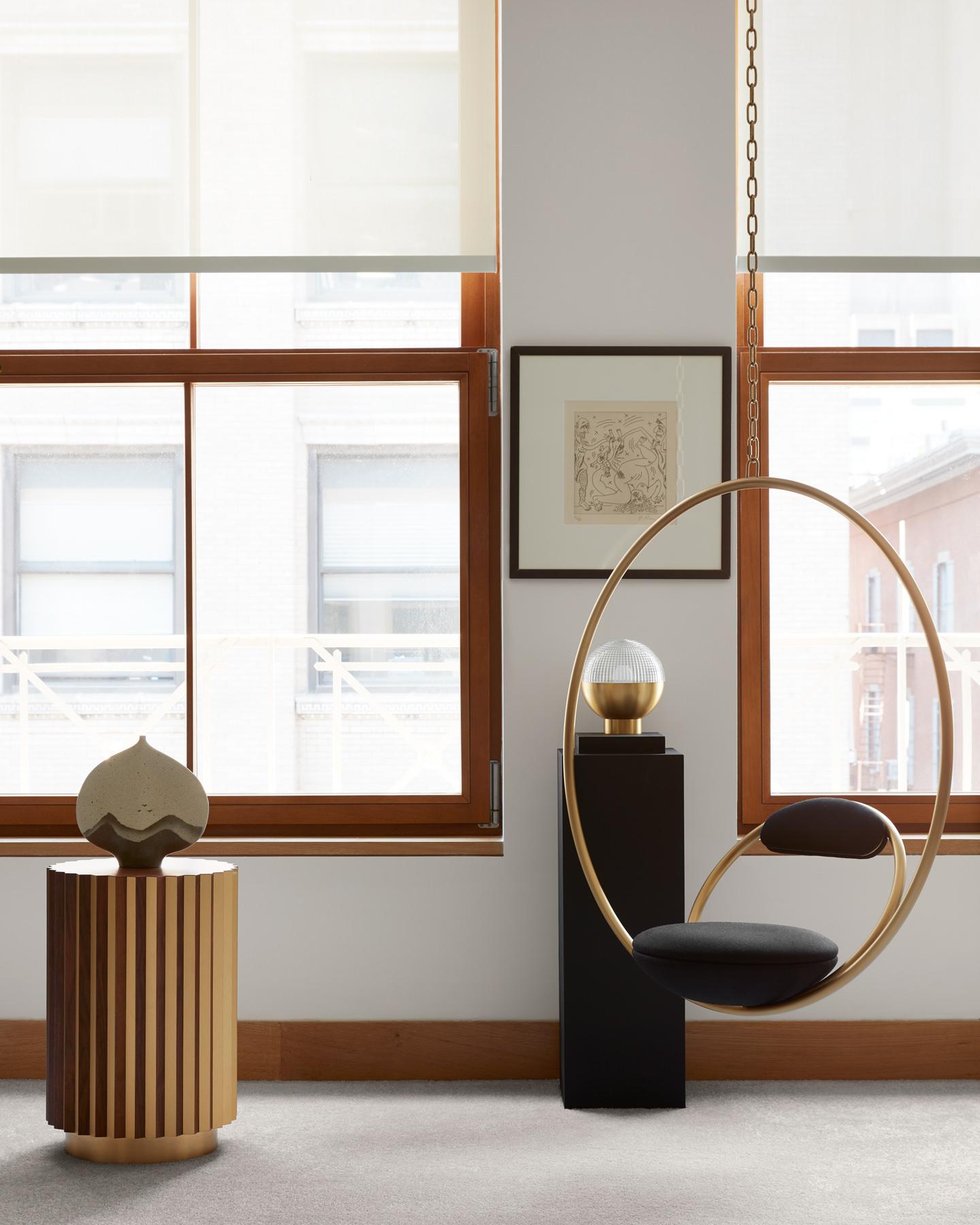 Lee Broom Penthouse New York Living Room Photo Stephen Kent Johnson Yellowtrace 03