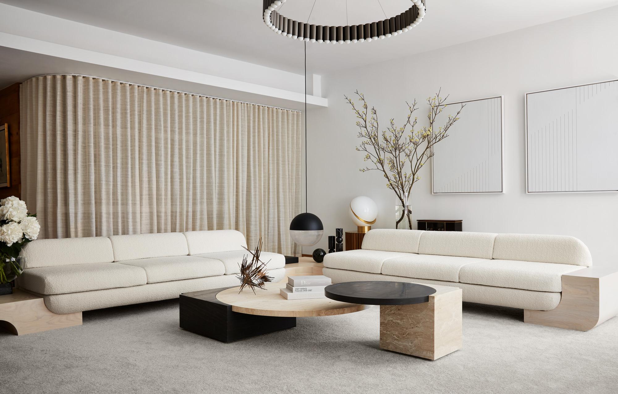Lee Broom Penthouse New York Living Room Photo Stephen Kent Johnson Yellowtrace 06