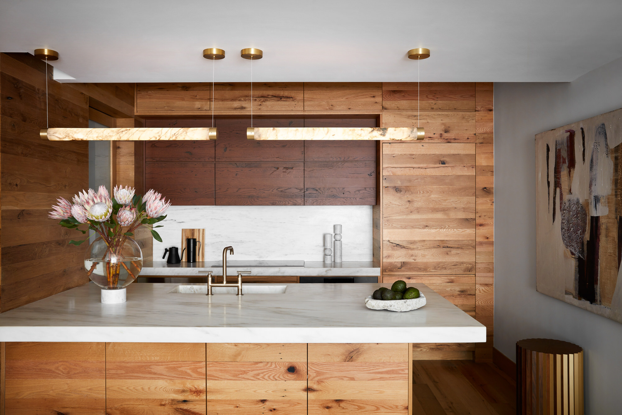 Lee Broom Penthouse New York Kitchen Photo Stephen Kent Johnson Yellowtrace 07