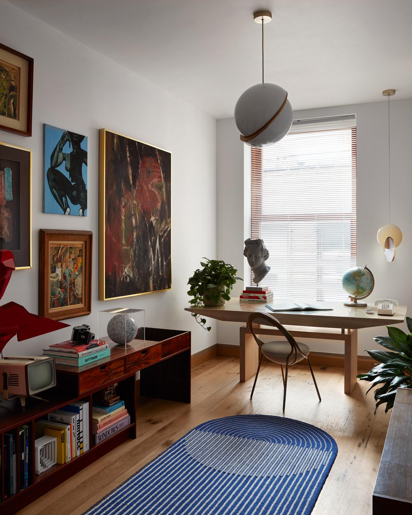 Lee Broom Penthouse New York Study Photo Stephen Kent Johnson Yellowtrace 08