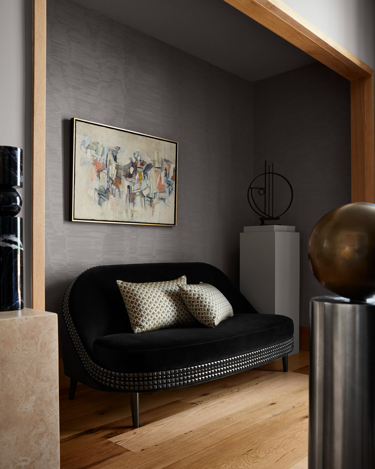 Lee Broom Penthouse New York Master Bedroom Photo Stephen Kent Johnson Yellowtrace 19
