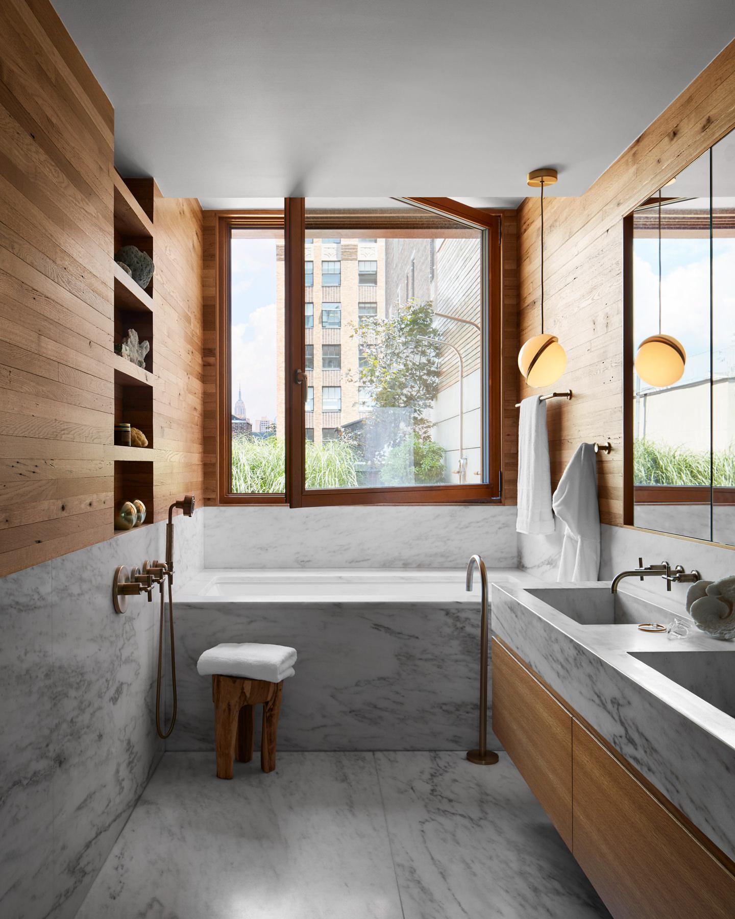 Lee Broom Penthouse New York Master Bathroom Photo Stephen Kent Johnson Yellowtrace 20