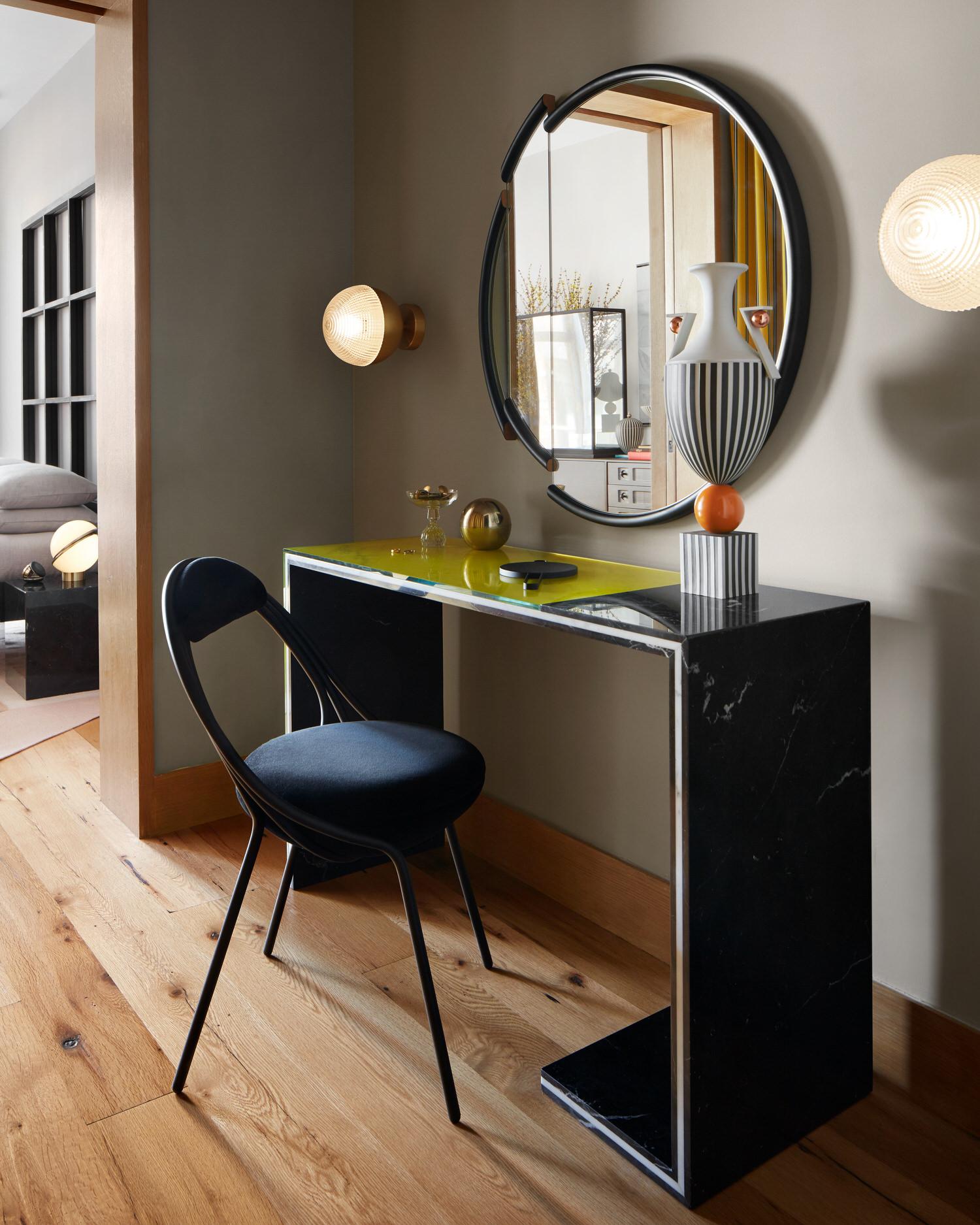 Lee Broom Penthouse New York Dressing Room Photo Stephen Kent Johnson Yellowtrace 23