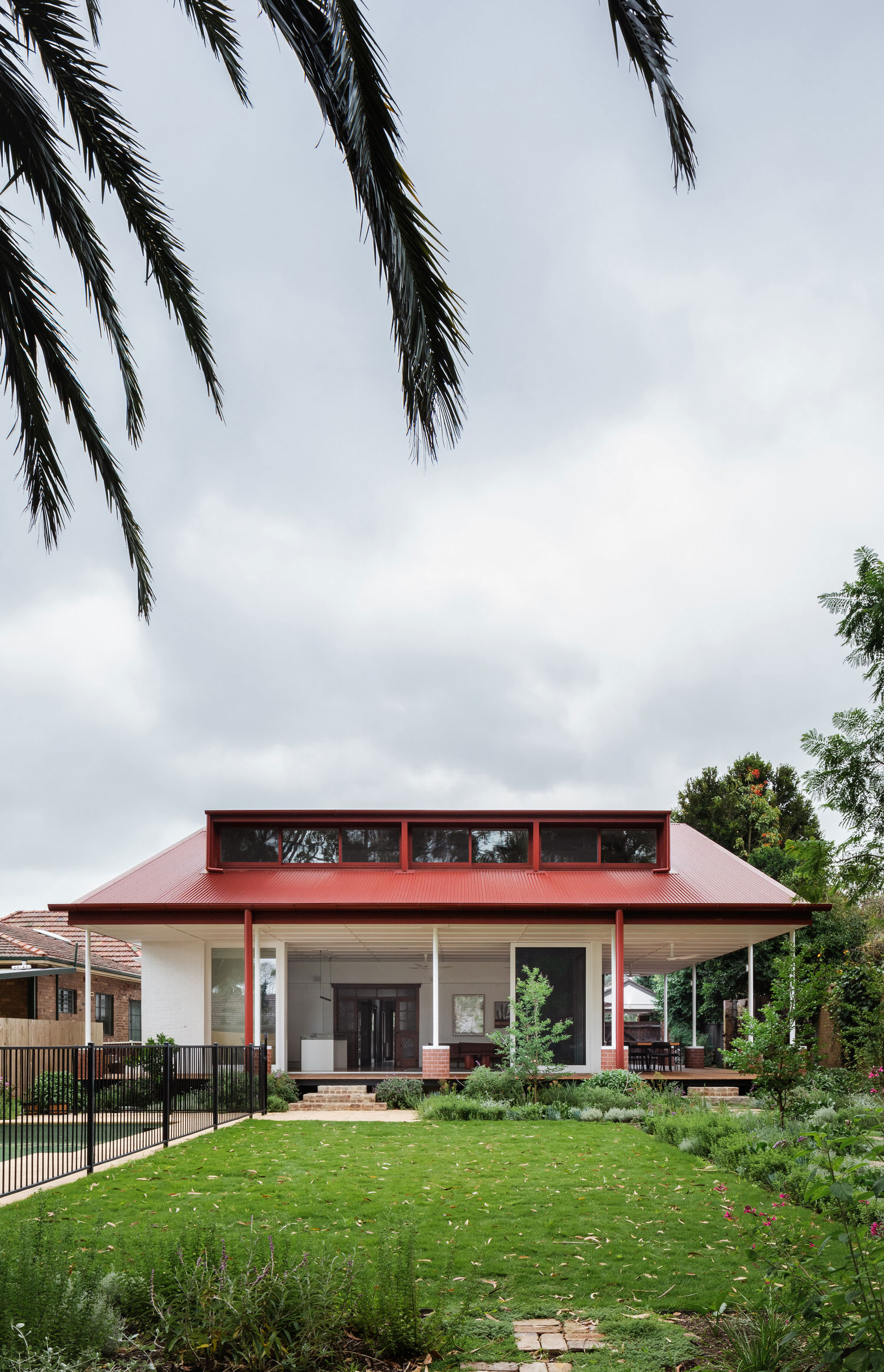 Californian Bungalow Reinterpreted: Dulwich Hill House by Tribe Studio Architects.